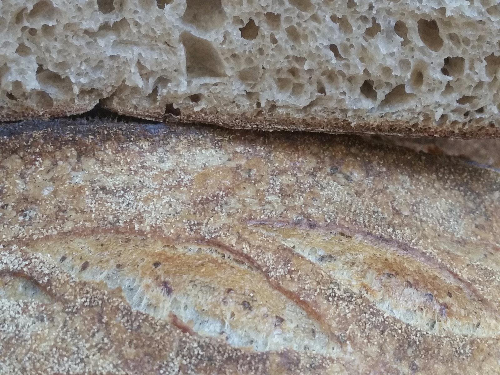 A loaf of sourdough