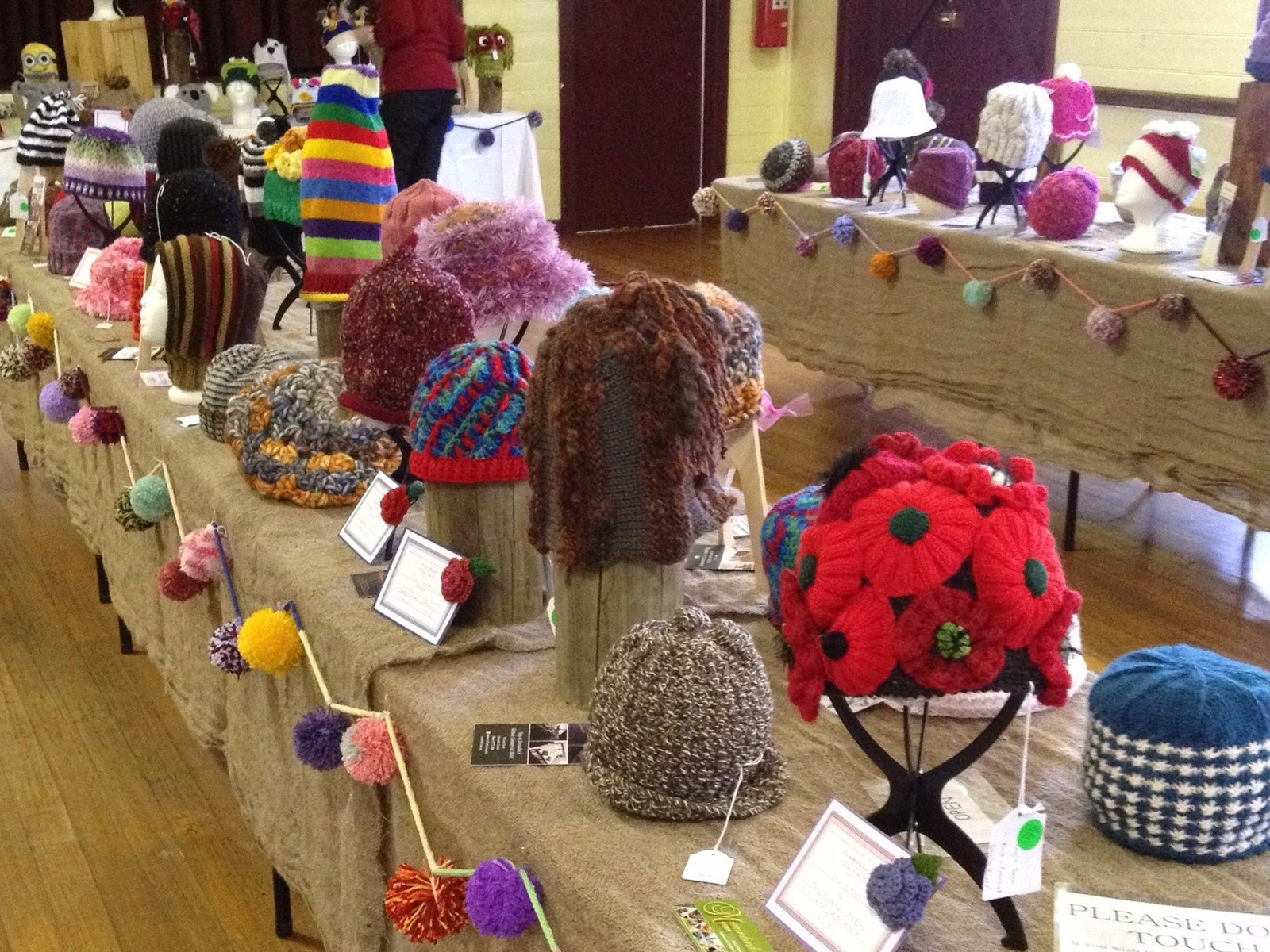 Murrindindi Beanie Festival Vic entries 2015