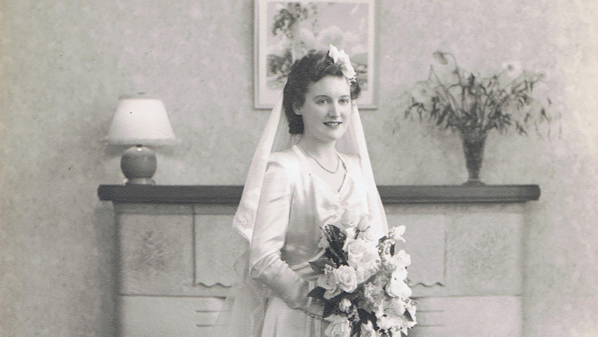 Memoirs of a Scottish War Bride