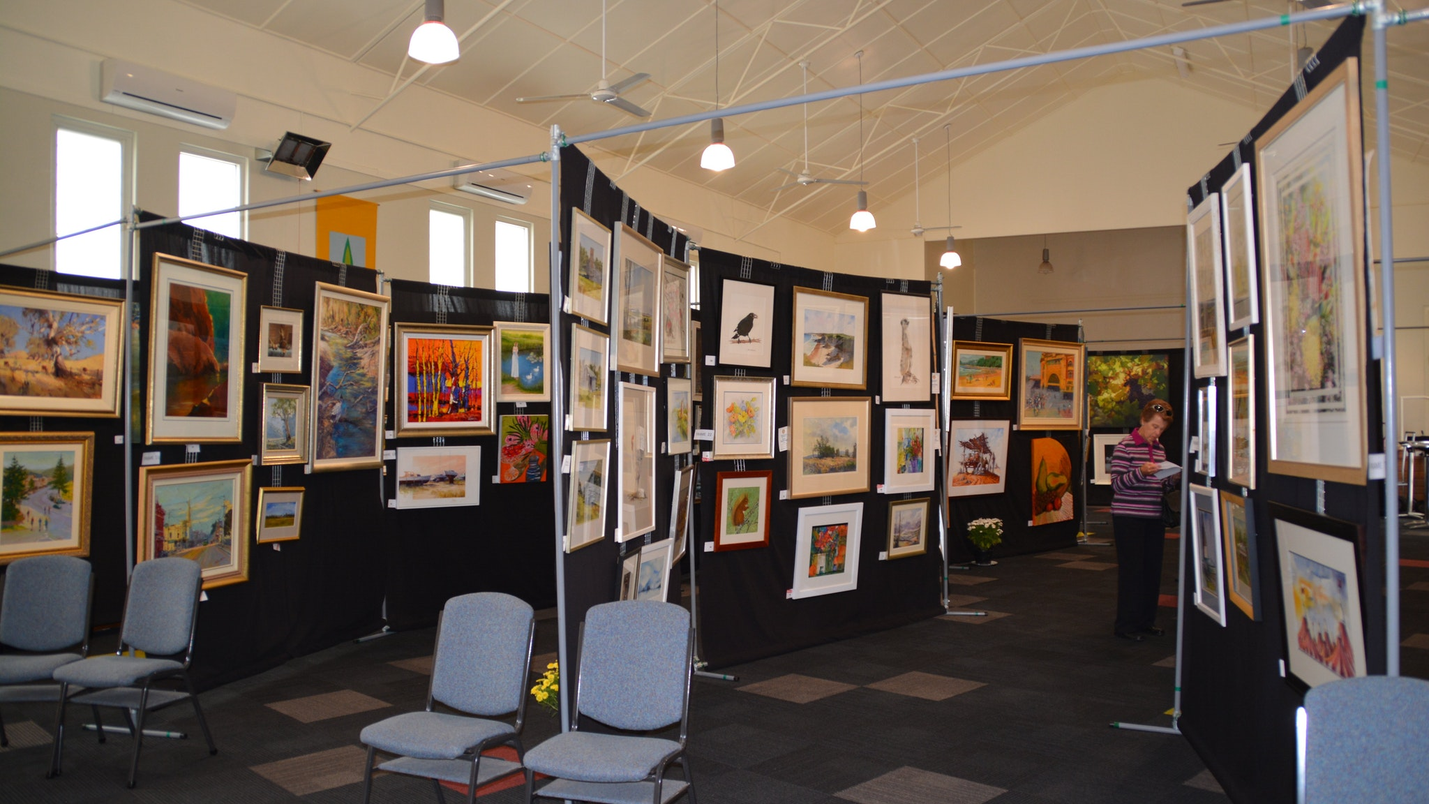 Art Show Exhibition