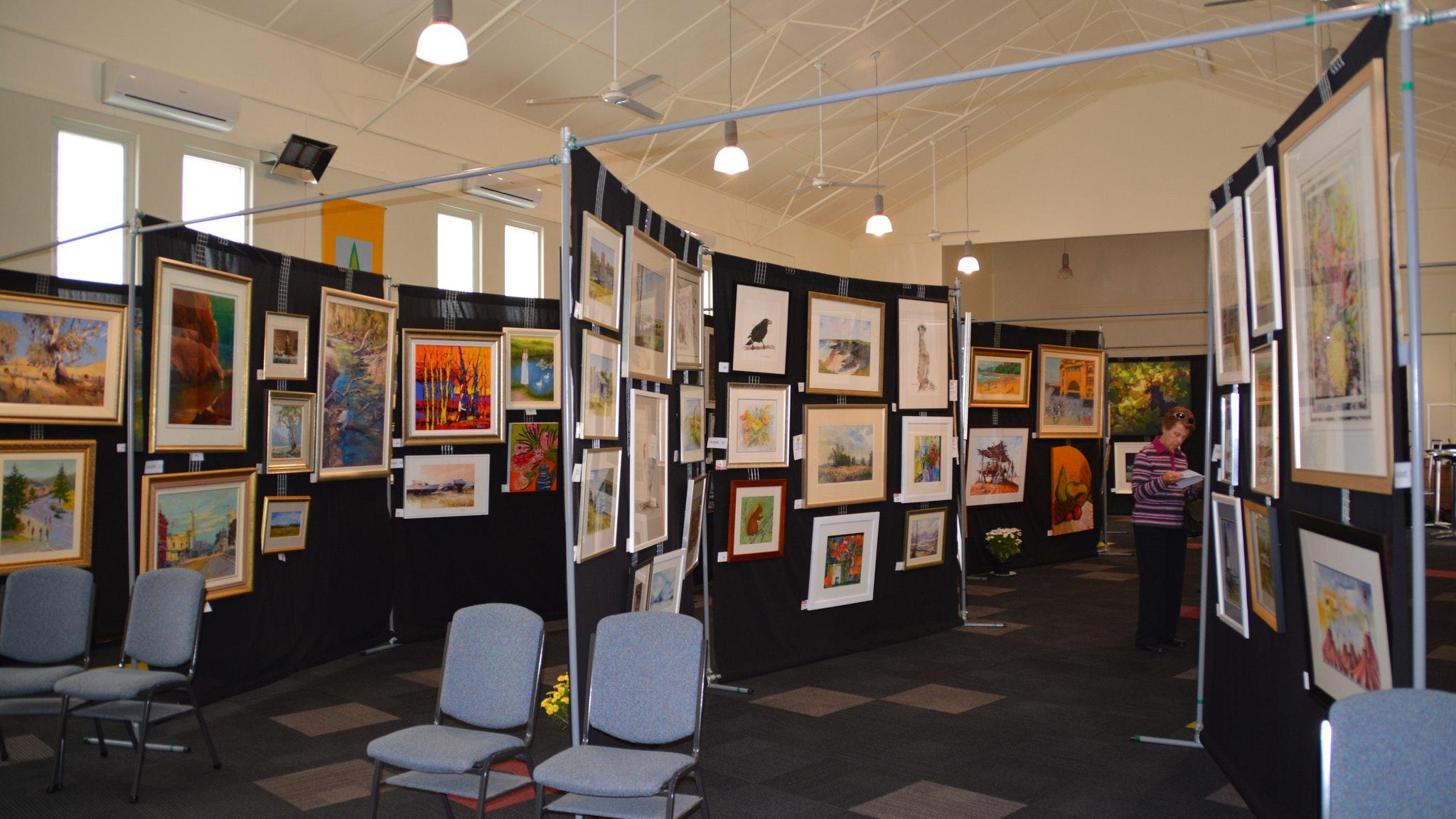 Art Show Exhibition