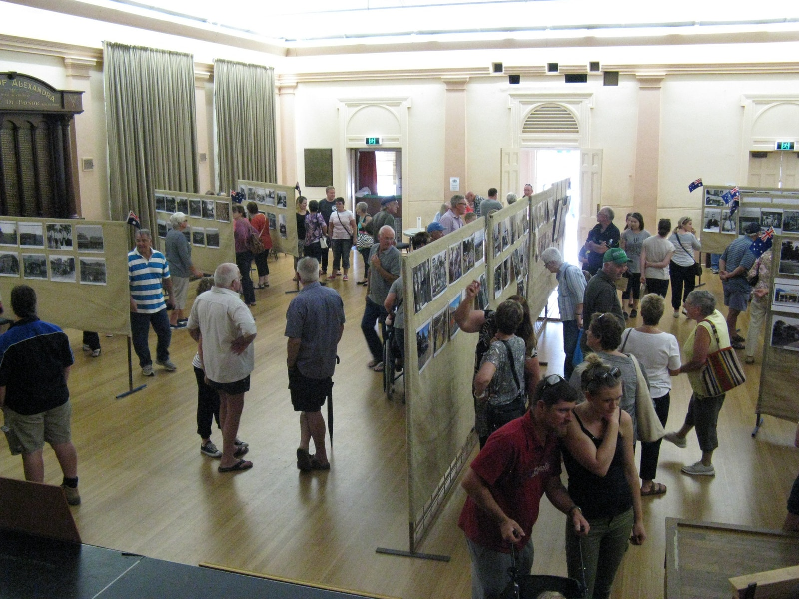 150th Anniversary Historical Photographic Exhibition