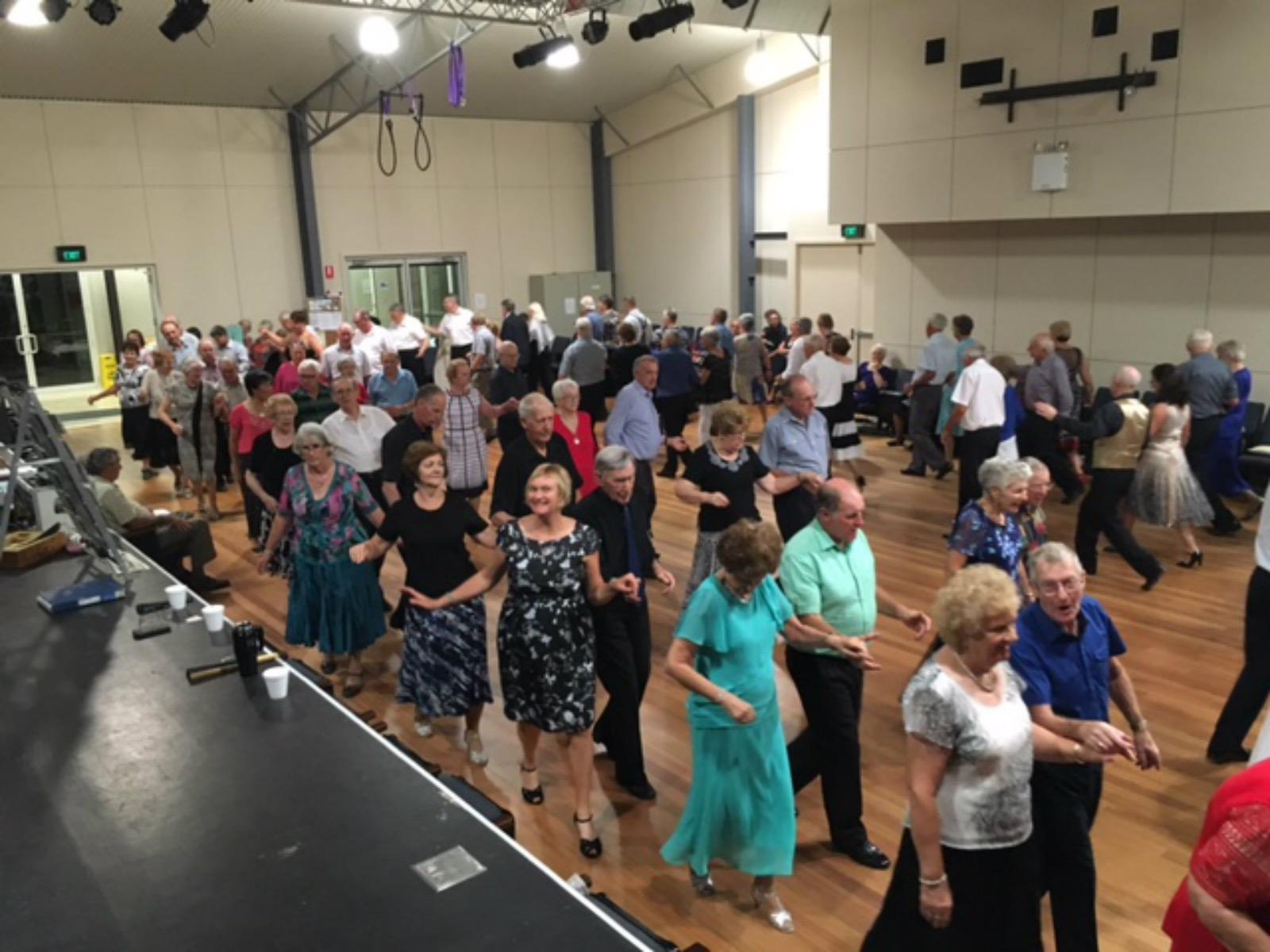 Yackandandah Old Time Dance Group Annual Weekend