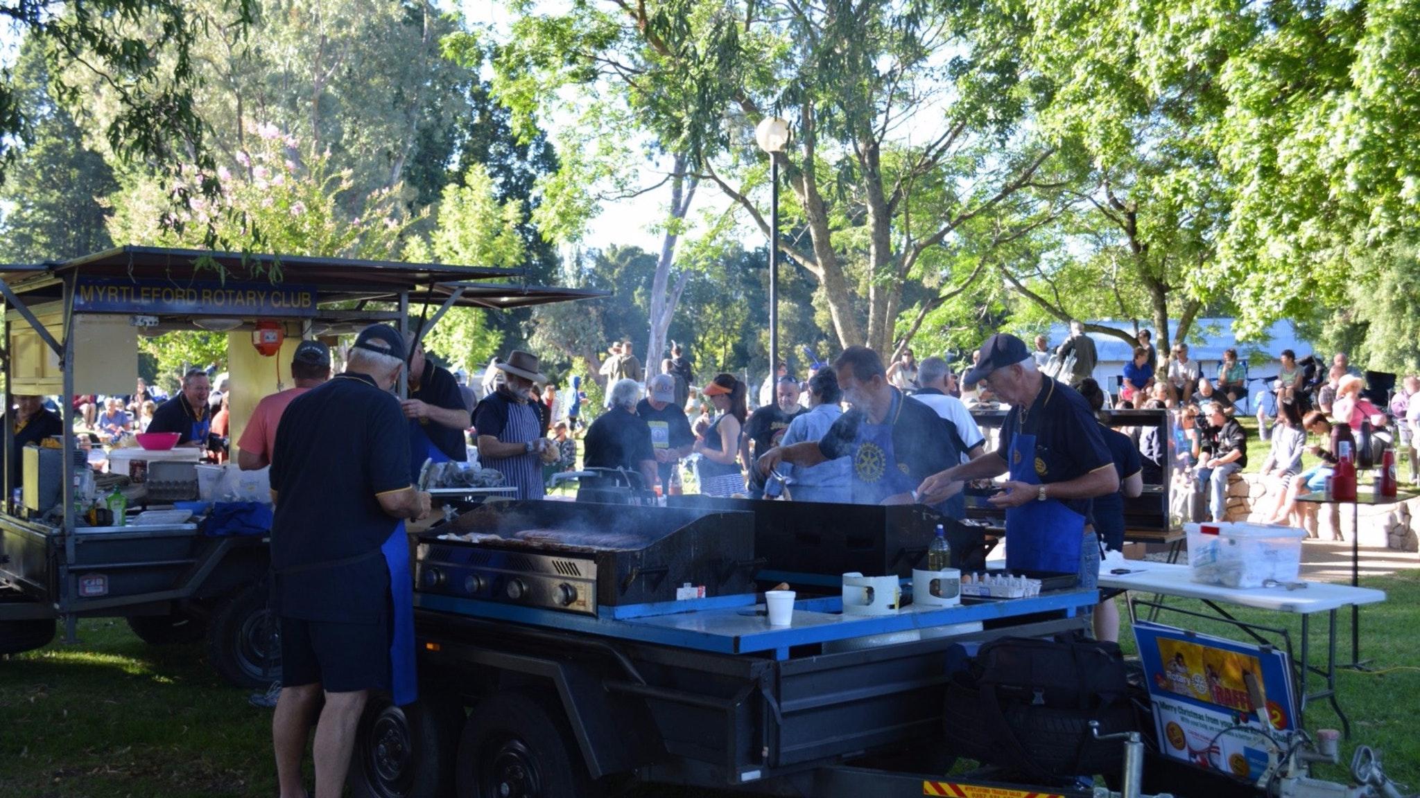 Alpine Shire Australia Day Community Celebrations in Myrtleford