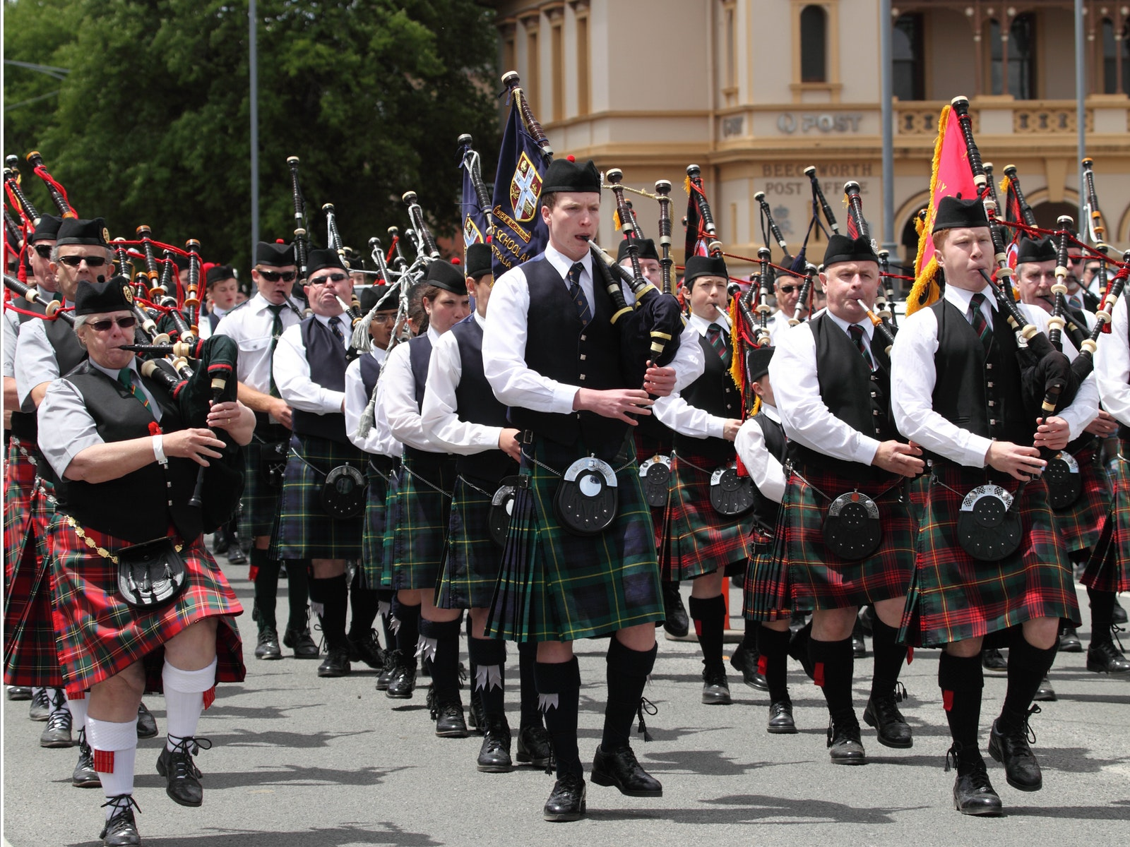 Beechworth Celtic Festival