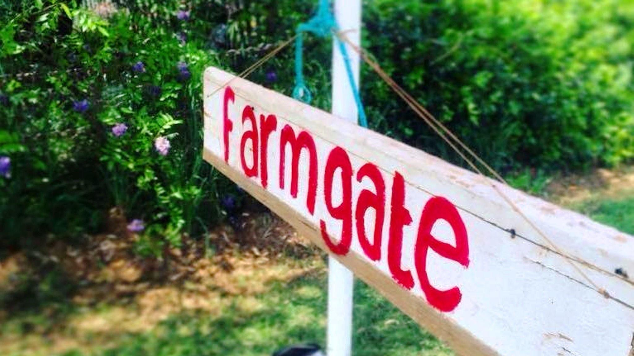 Fairweather Swing sign