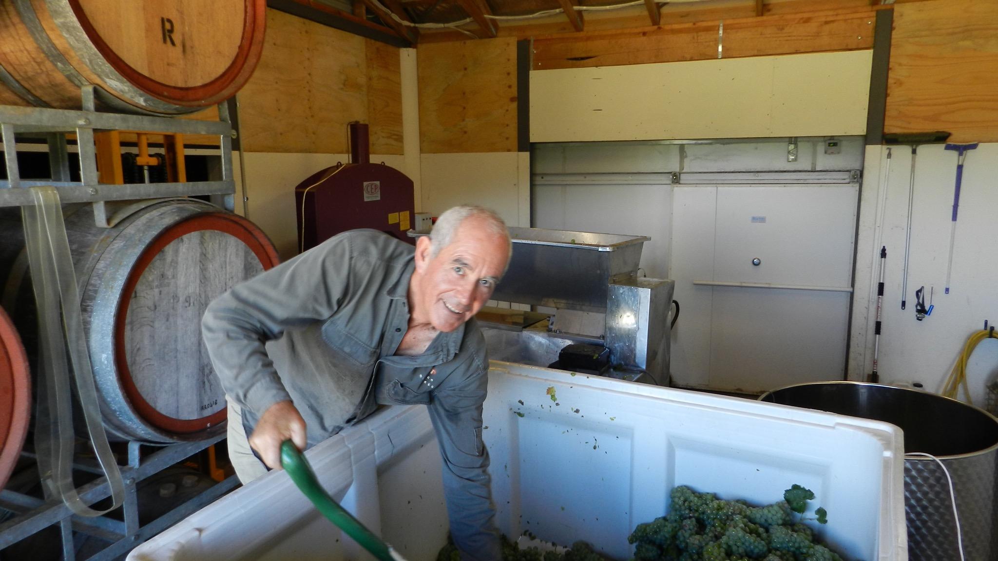 Bruce Holm: Winemaker at Ringer Reef