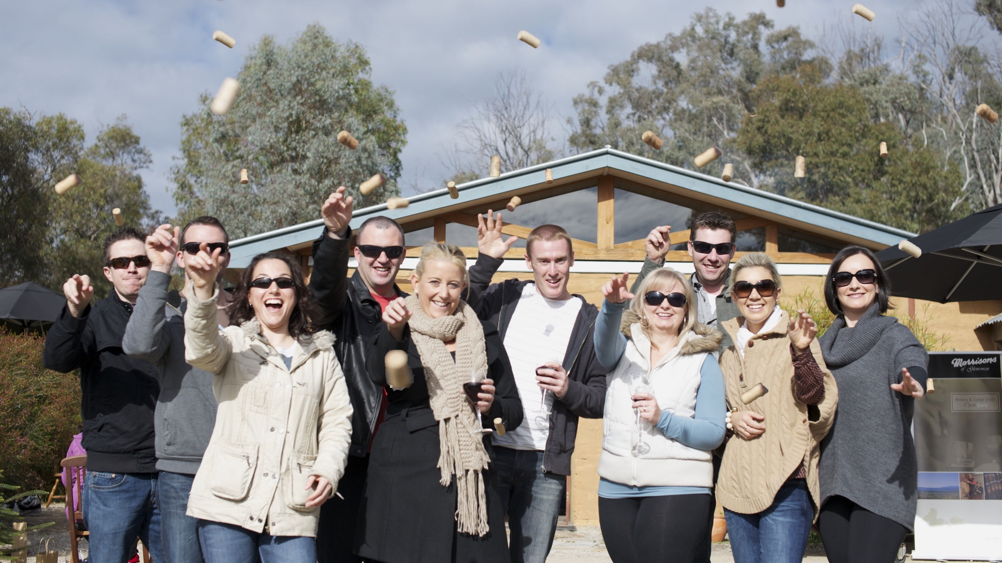 Festival fun in the Glenrowan Wine Region