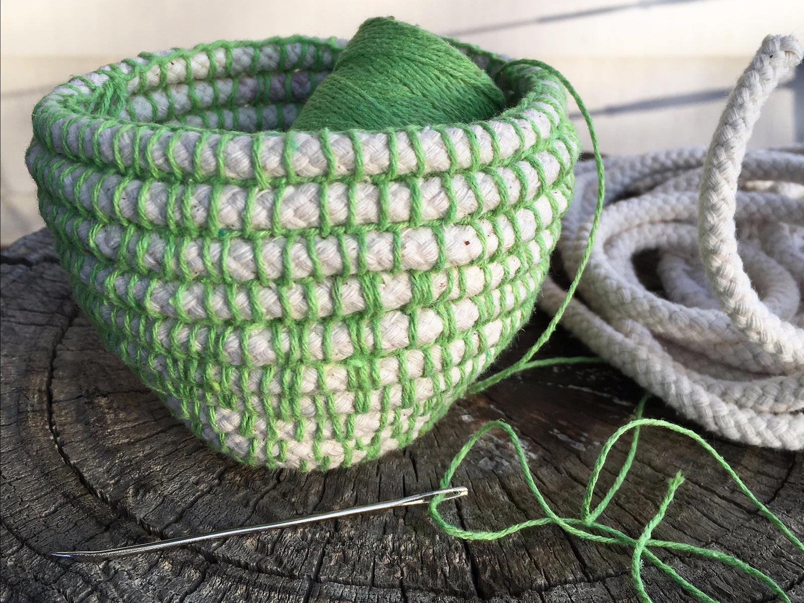 Beechworth Lost Arts Series - MYO Coil Baskets with Morning Tea