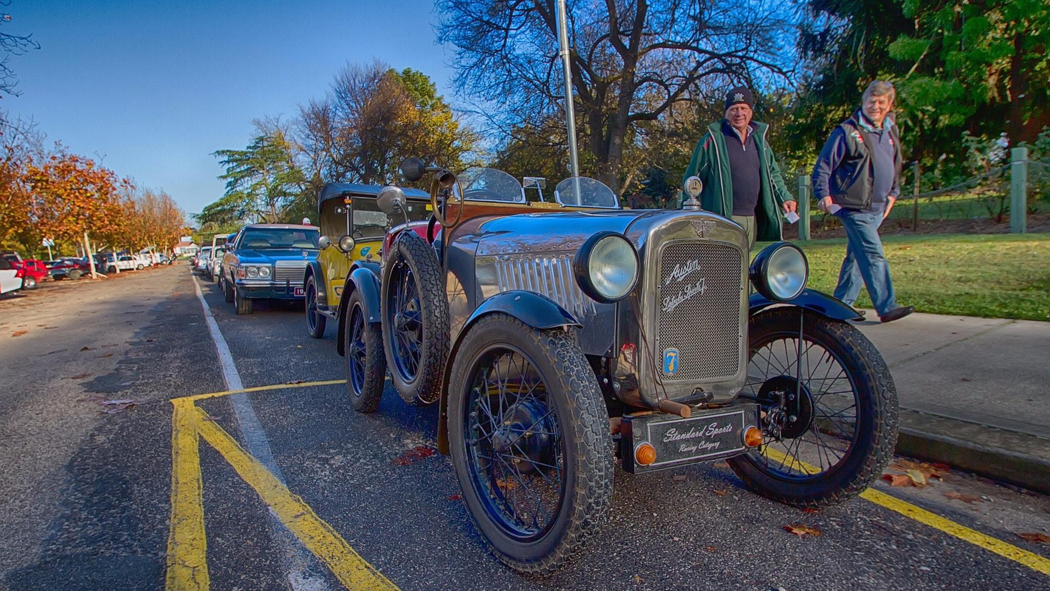 Benalla and District Classic Car & Motorbike Tour