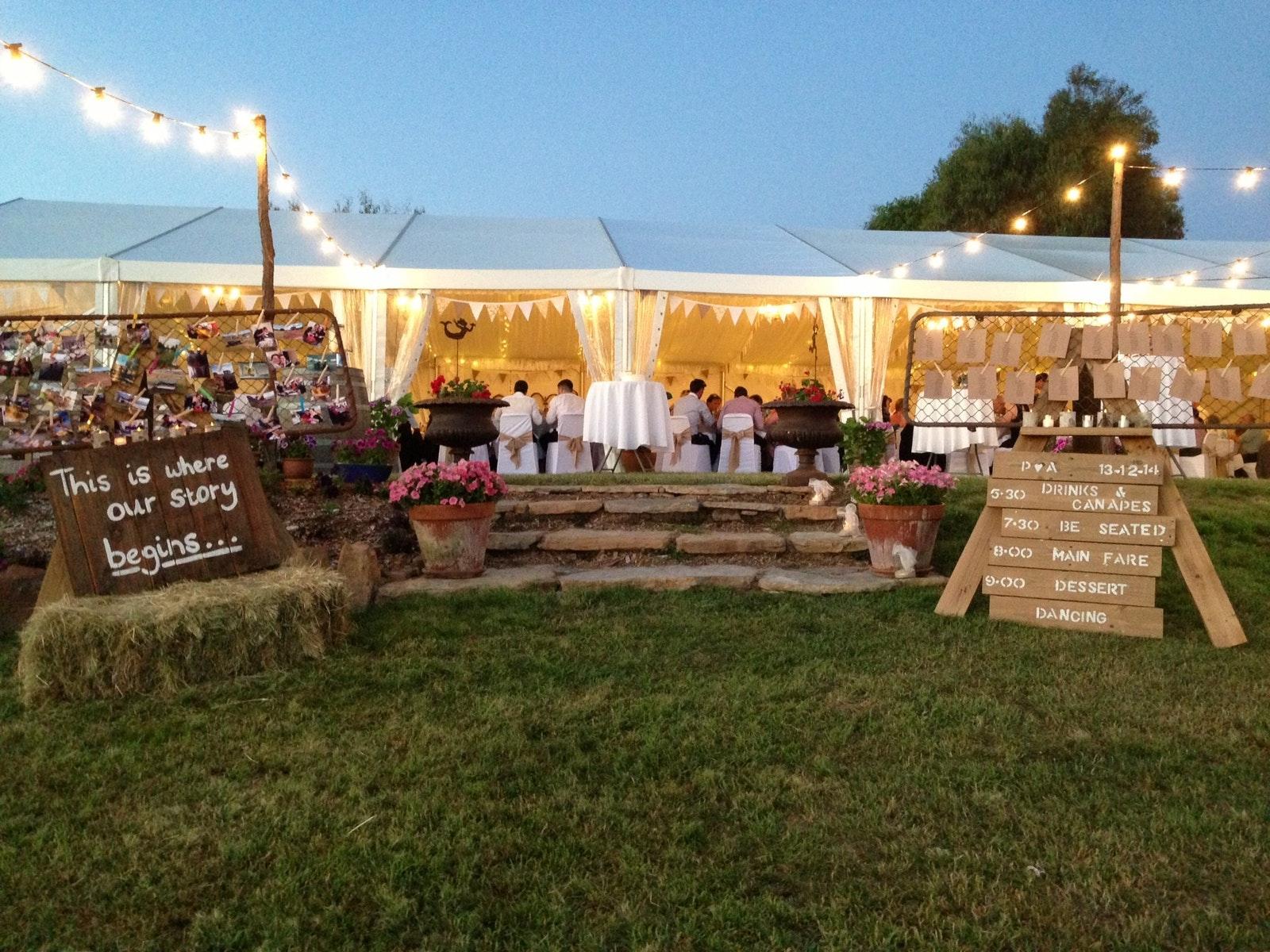 High Country Wedding