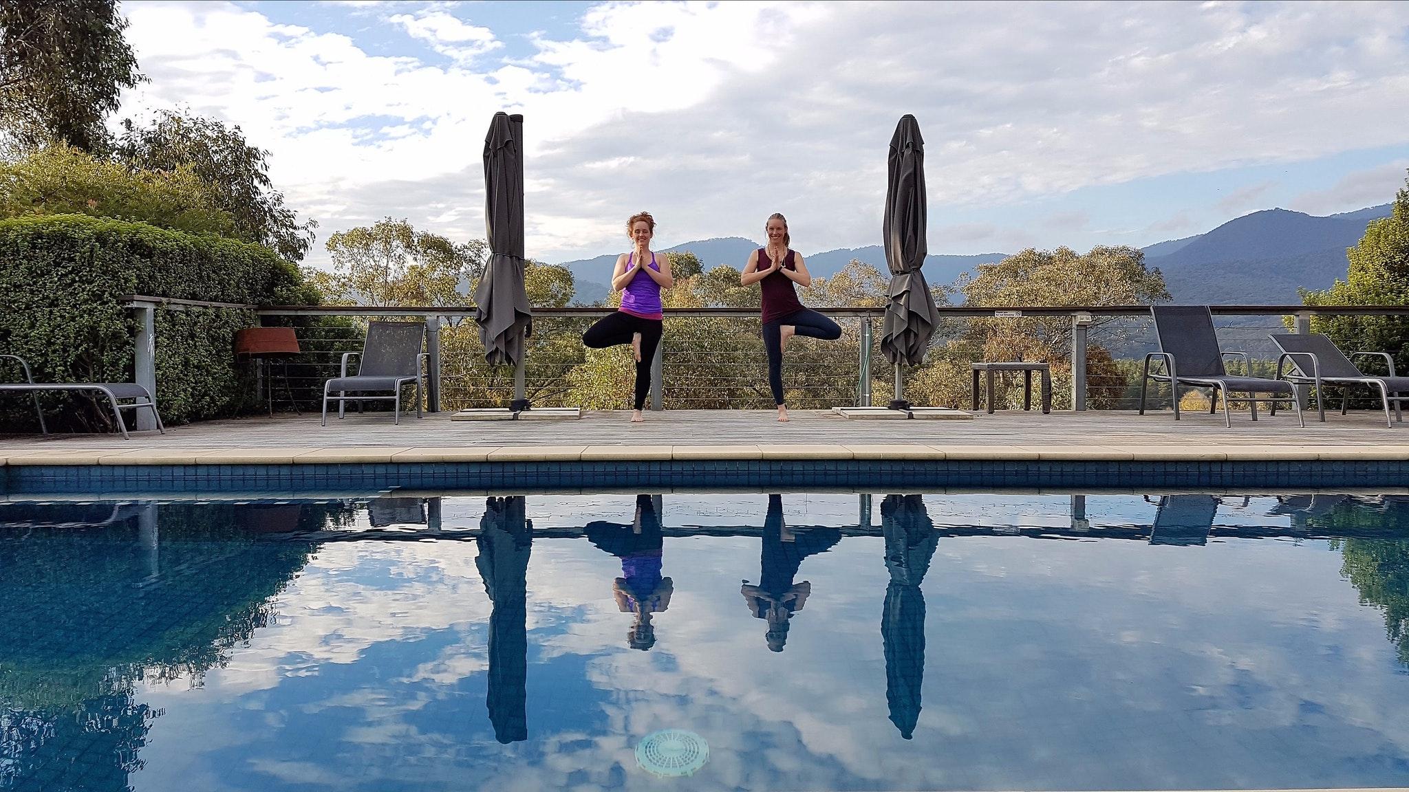 Alpine Spring Yoga Retreat