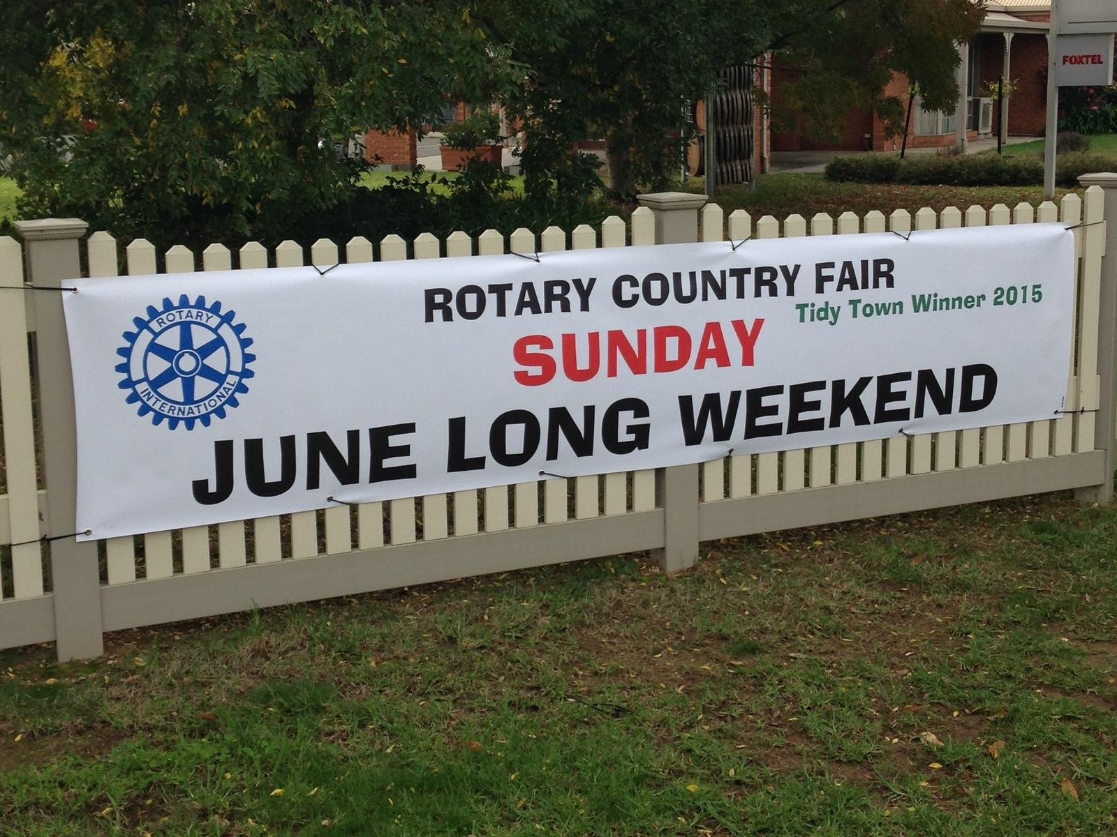Rutherglen Country Fair