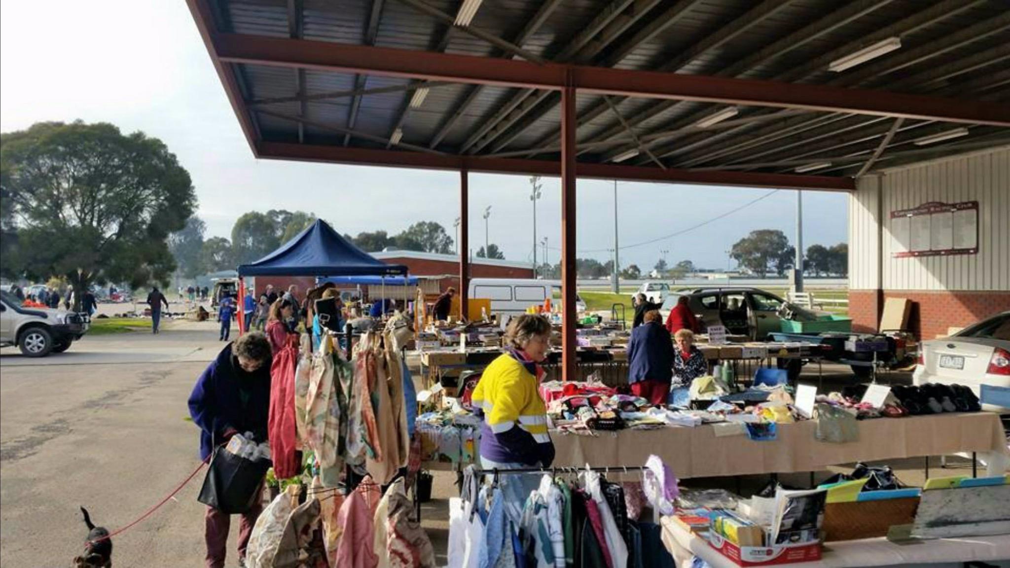 Wangaratta Community Market