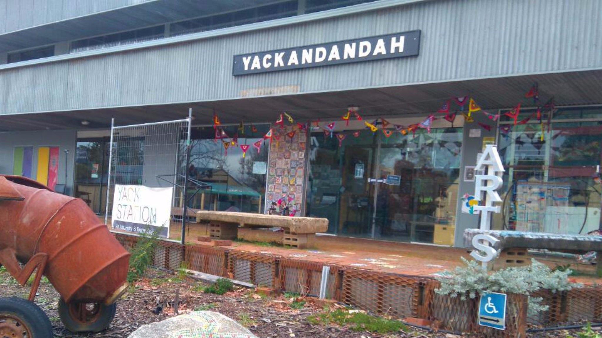 Yackandandah Makers' Market