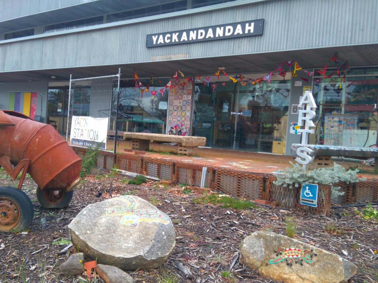 Yackandandah Maker's Market