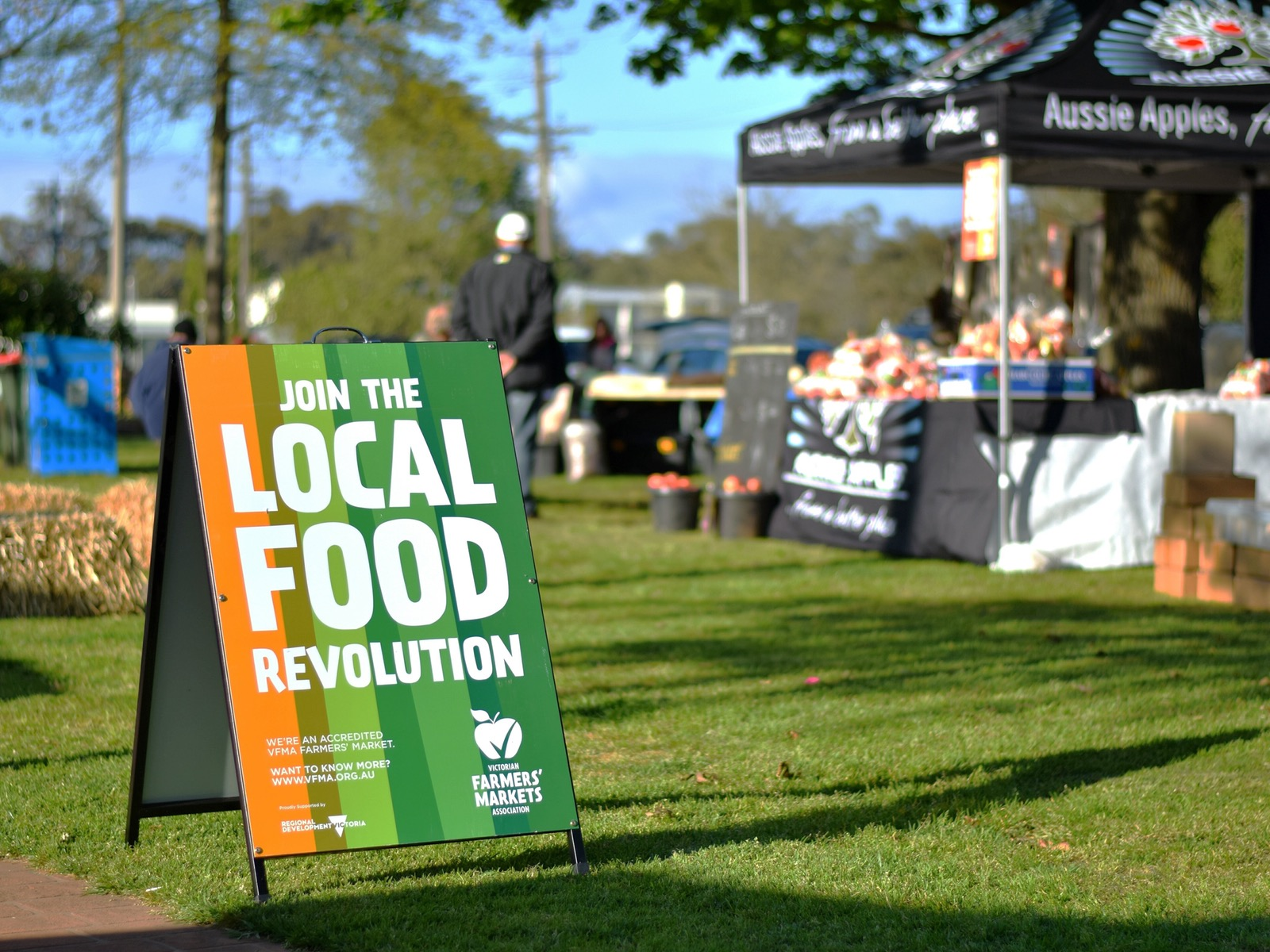 Local Food Revolution