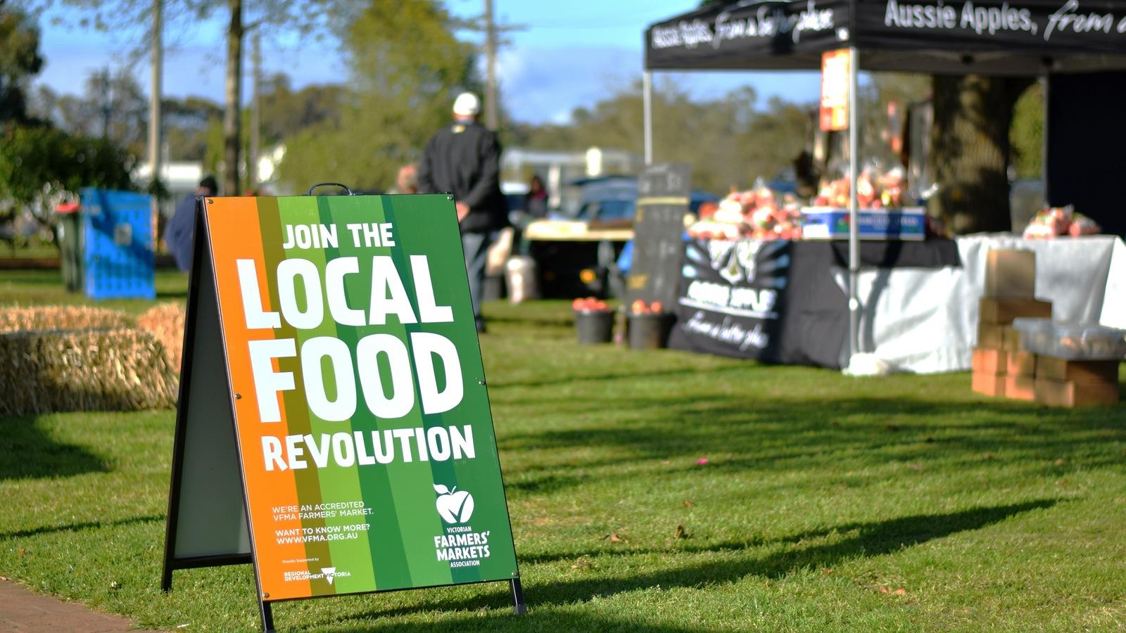 Local Food Revolution