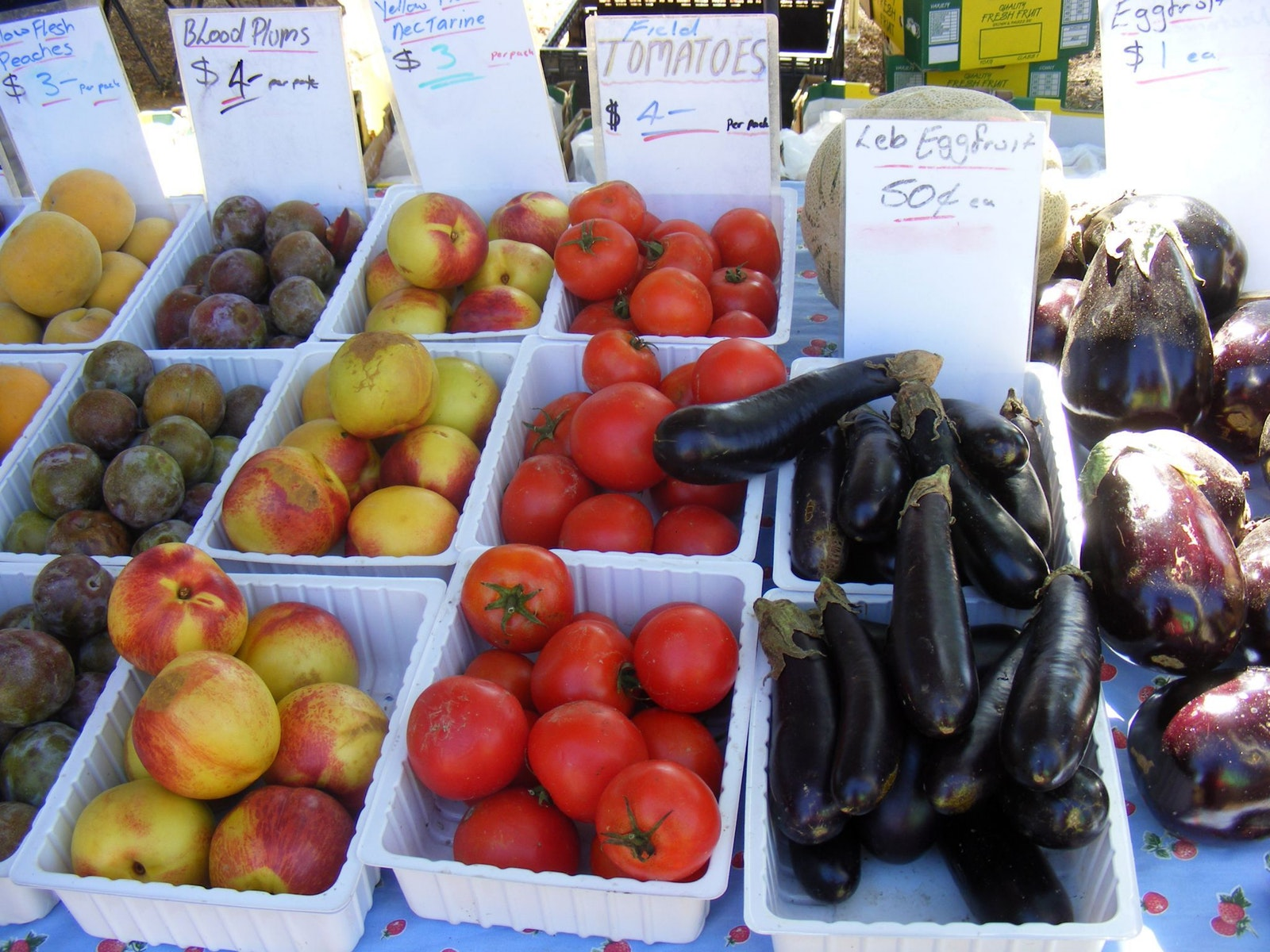 Rutherglen Farmers Market Fruit and Vegetables