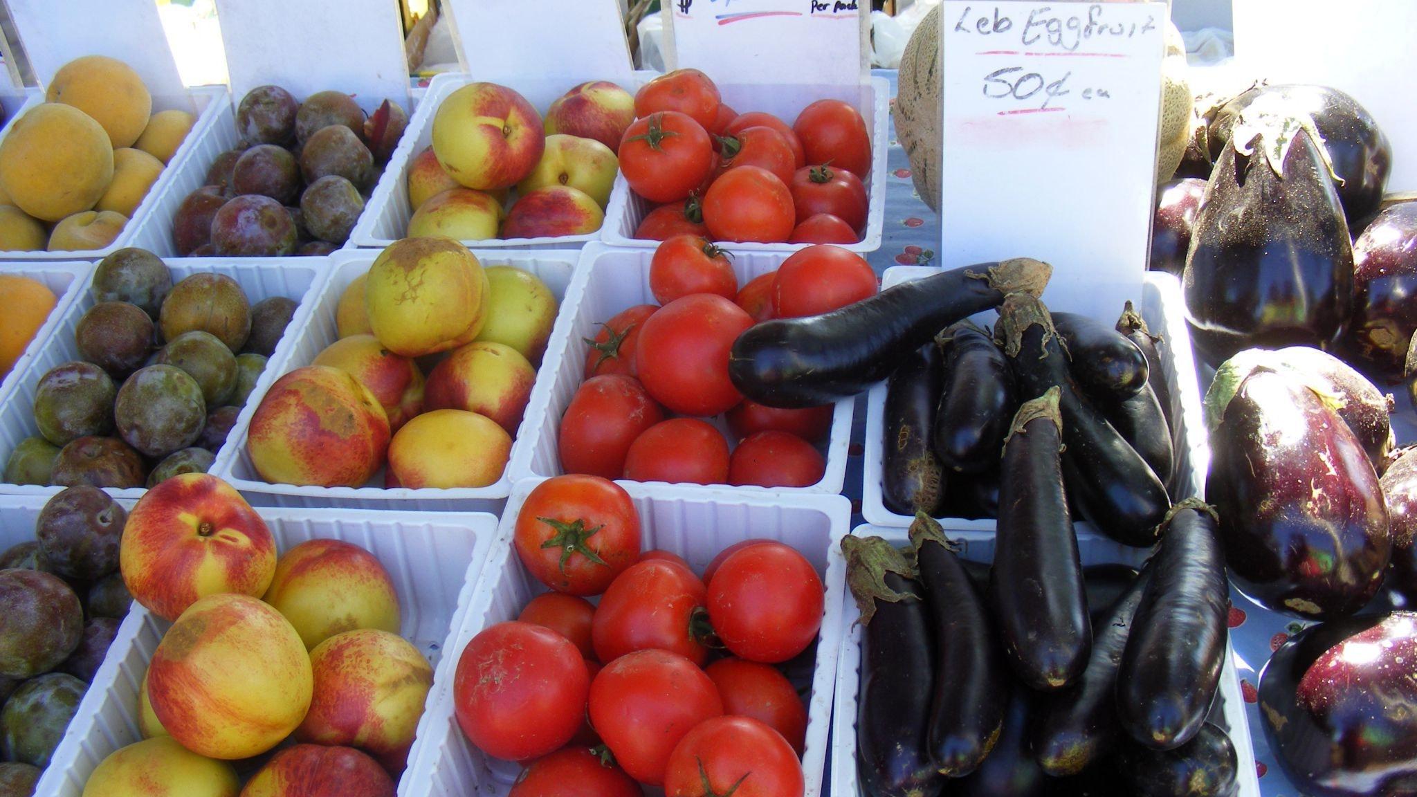 Rutherglen Farmers Market Fruit and Vegetables