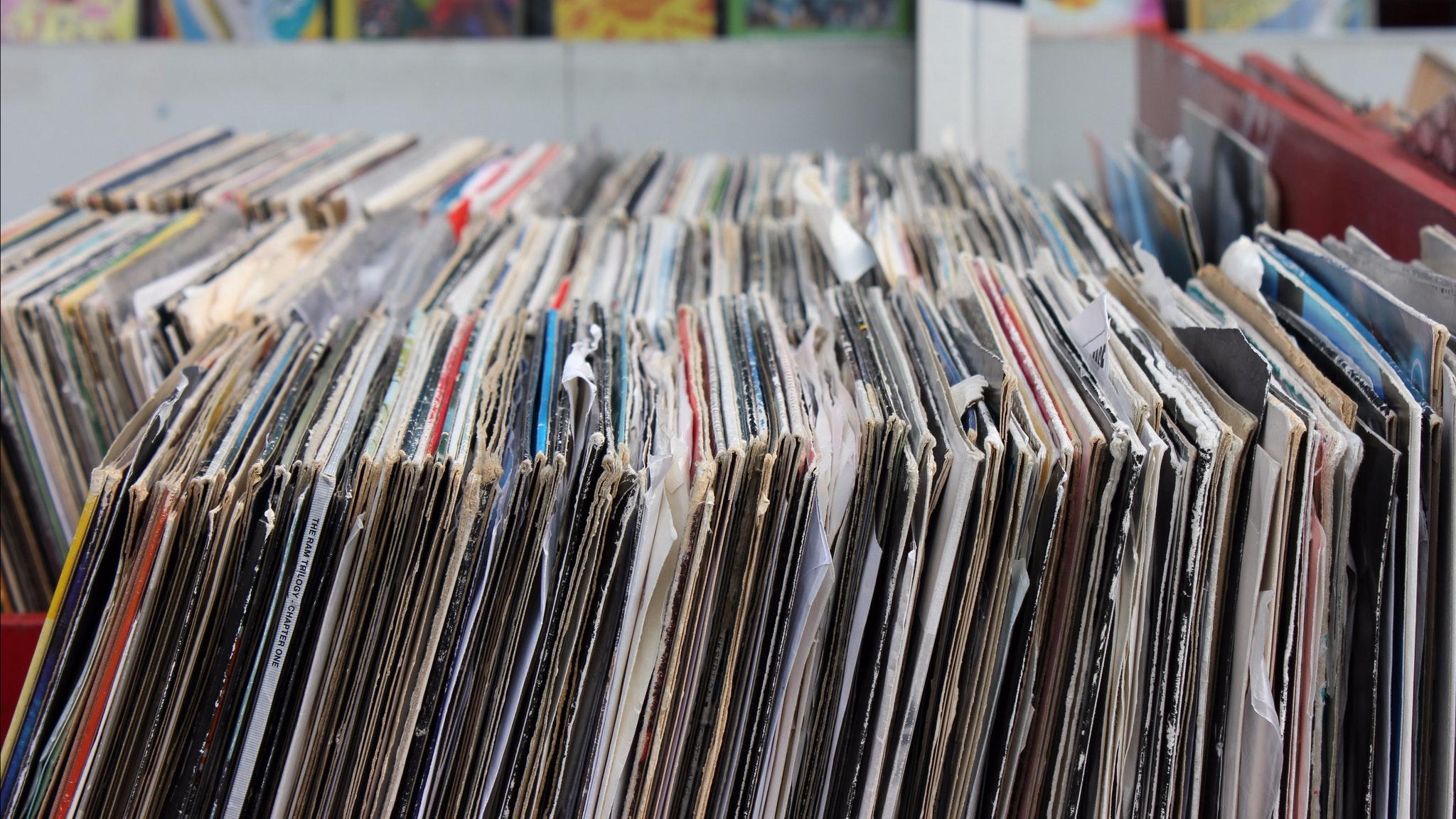 Indigo FM Record Fair