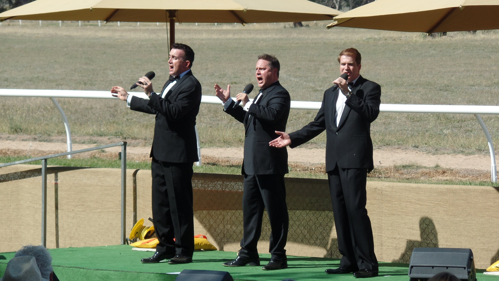 Tenors on the Turf