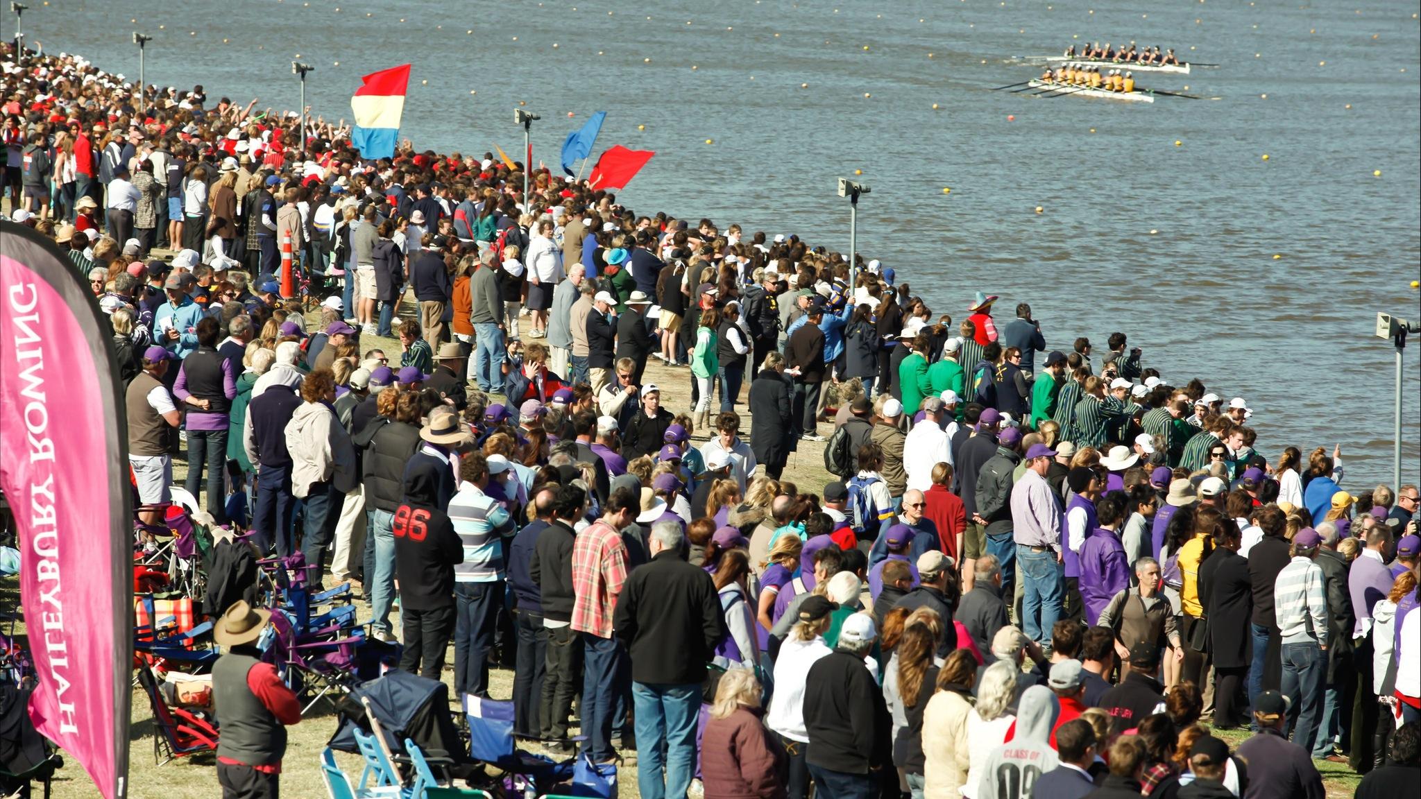 The APS Regatta (Heads of the River)