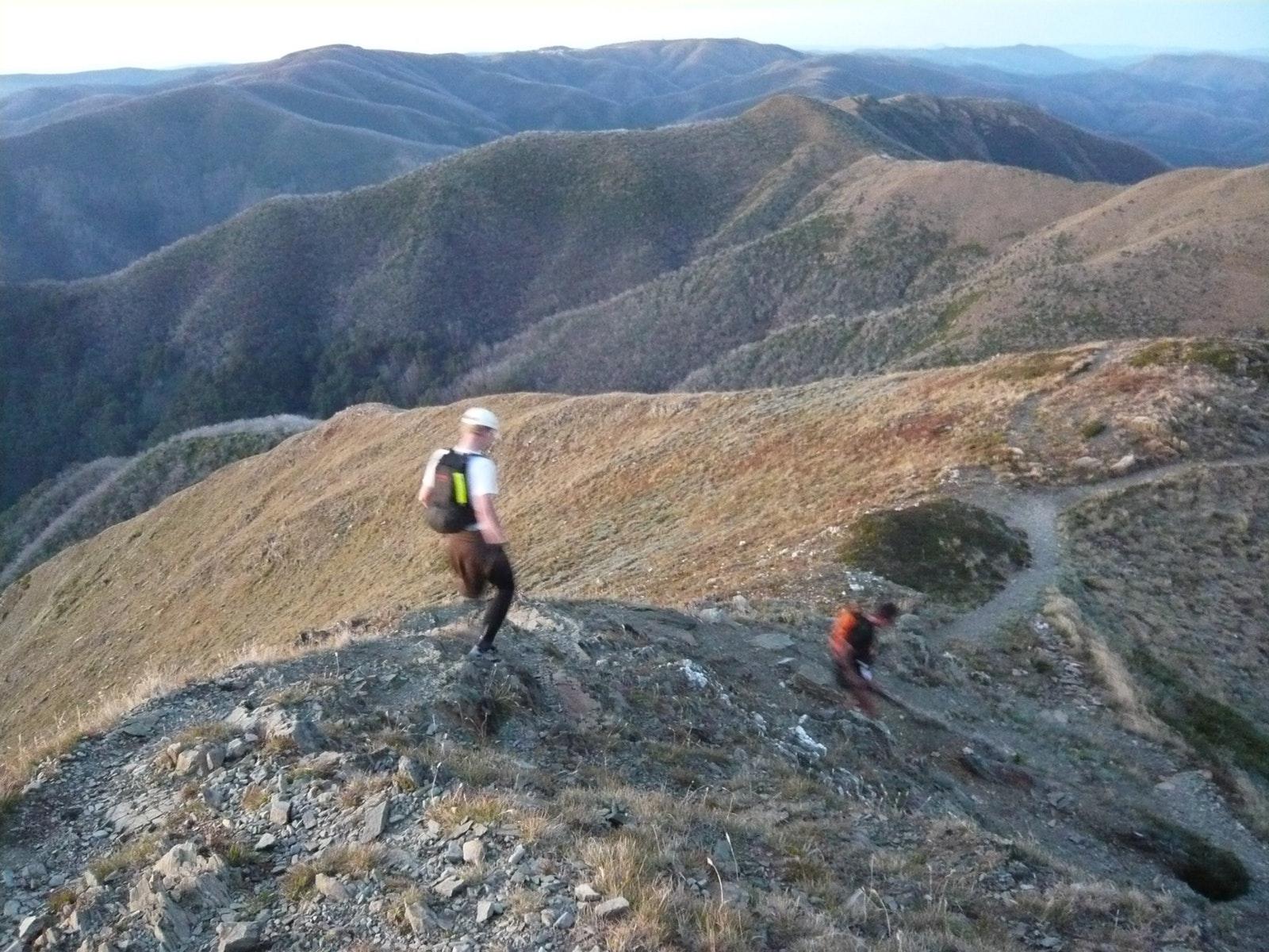 Four Peaks Climb