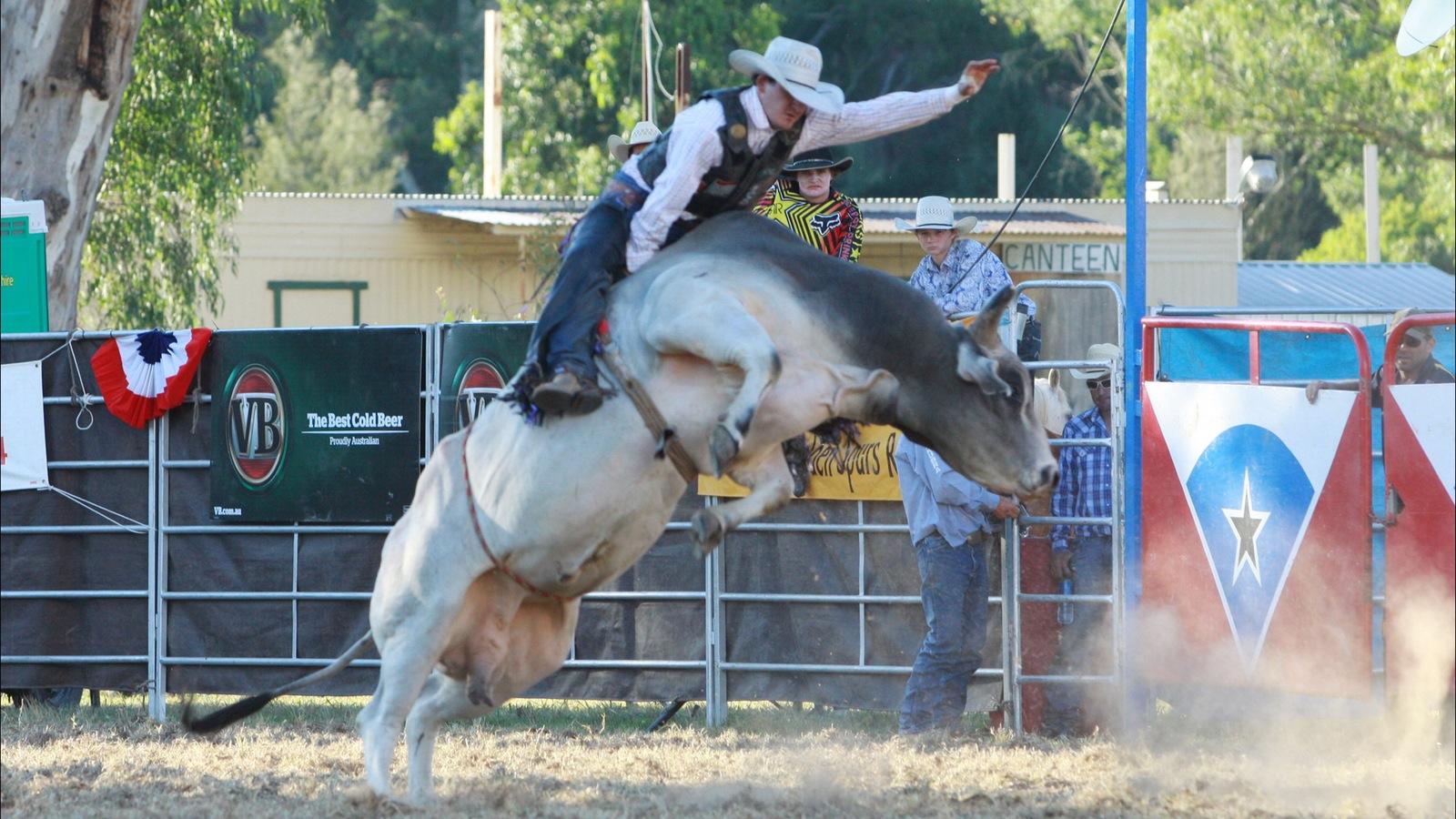 Myrtleford Golden Spurs Rodeo