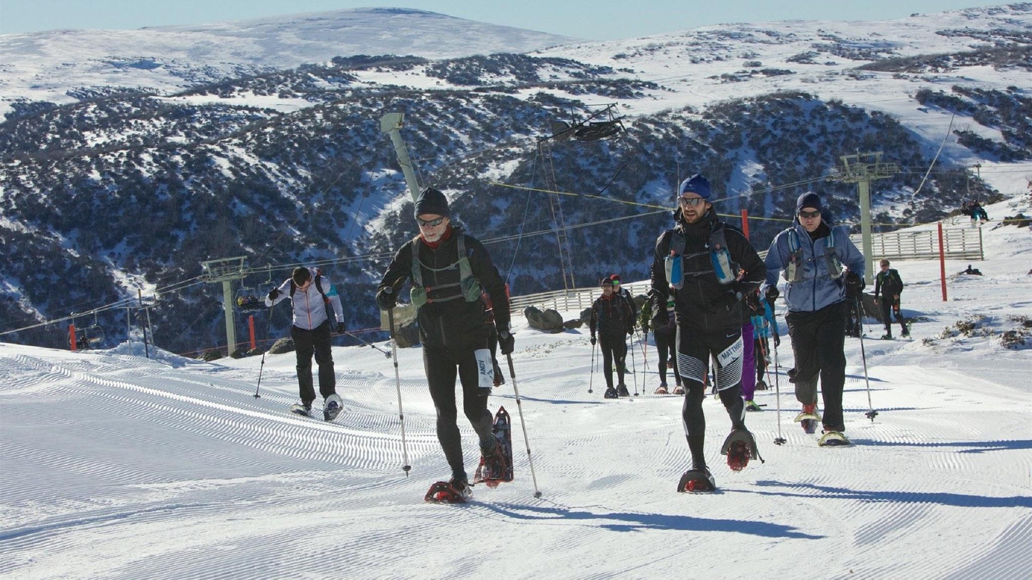 Bigfoot Snow Trail Run
