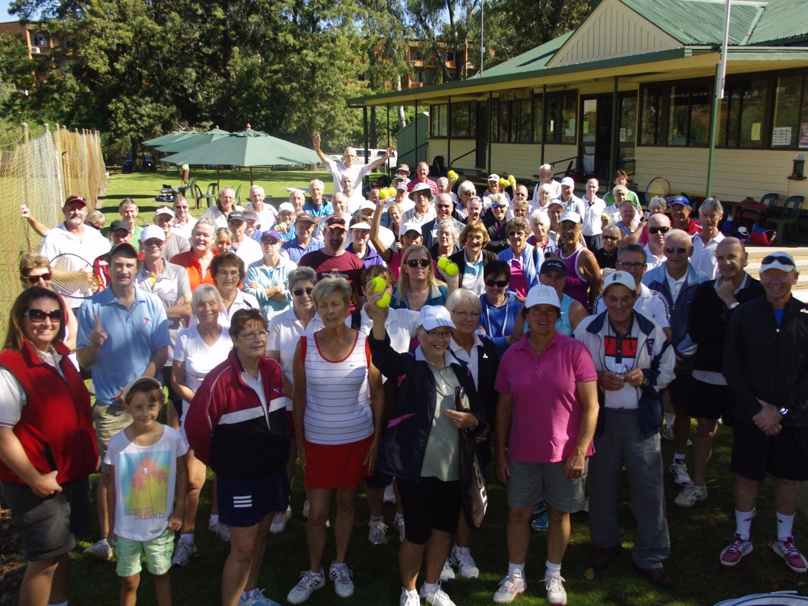 Wangaratta Lawn Tennis Club 91st Annual Tournament