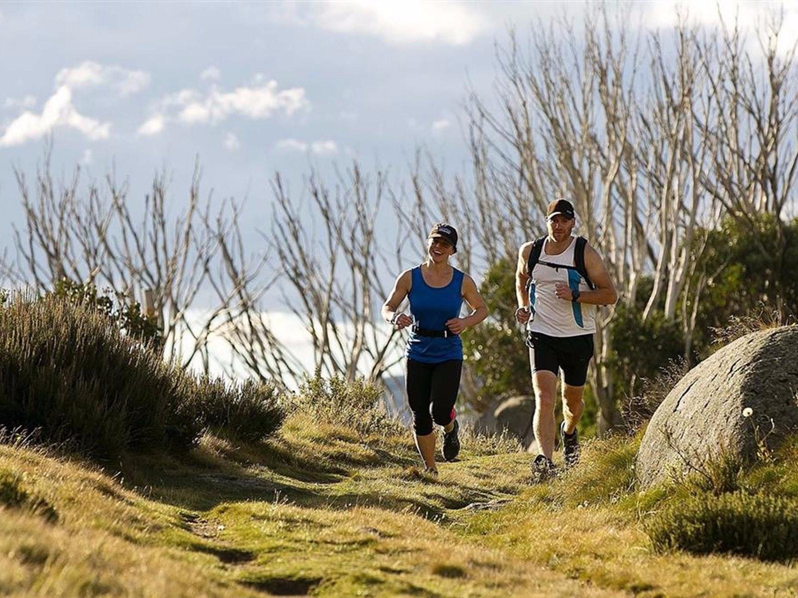 running event race community fitness falls creek