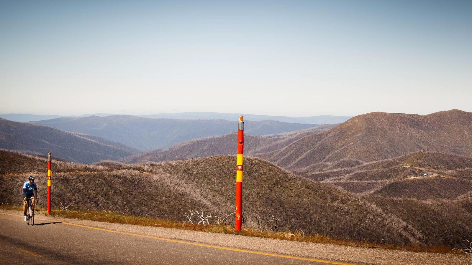 7 Peaks Ride - Hotham