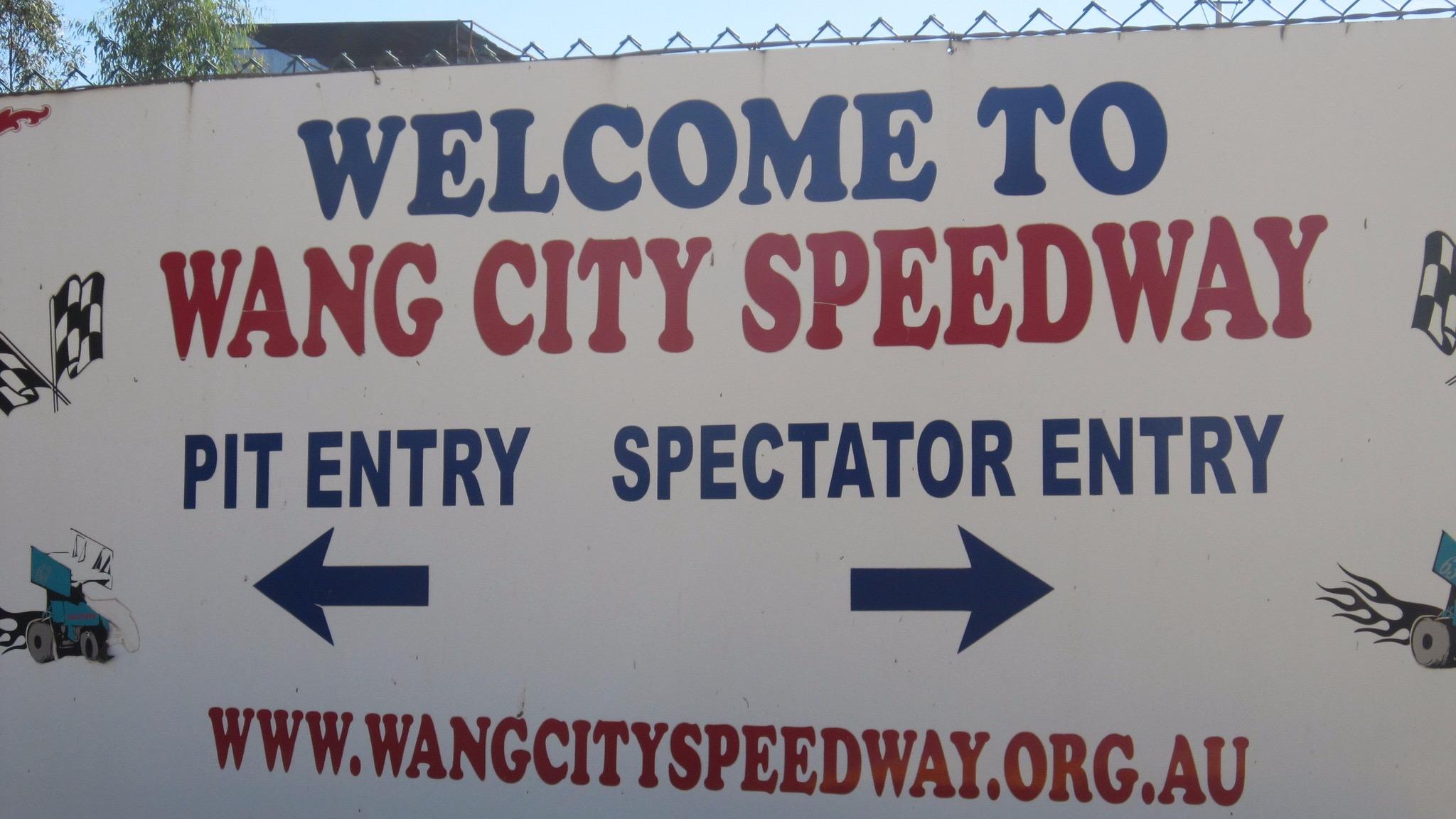 Wangaratta Speedway