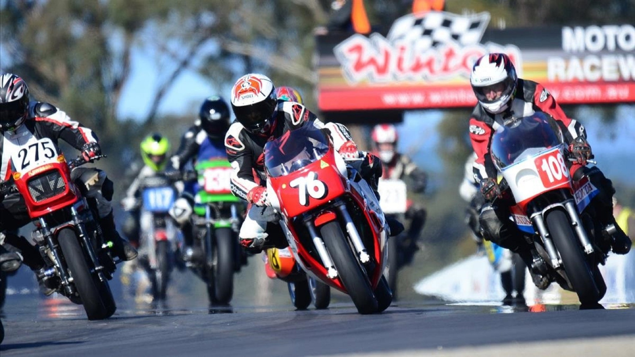 Victorian Road Racing Championships Motorcycles - Round 1