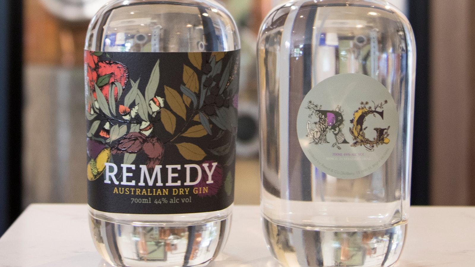 Reed & Co. Distillery