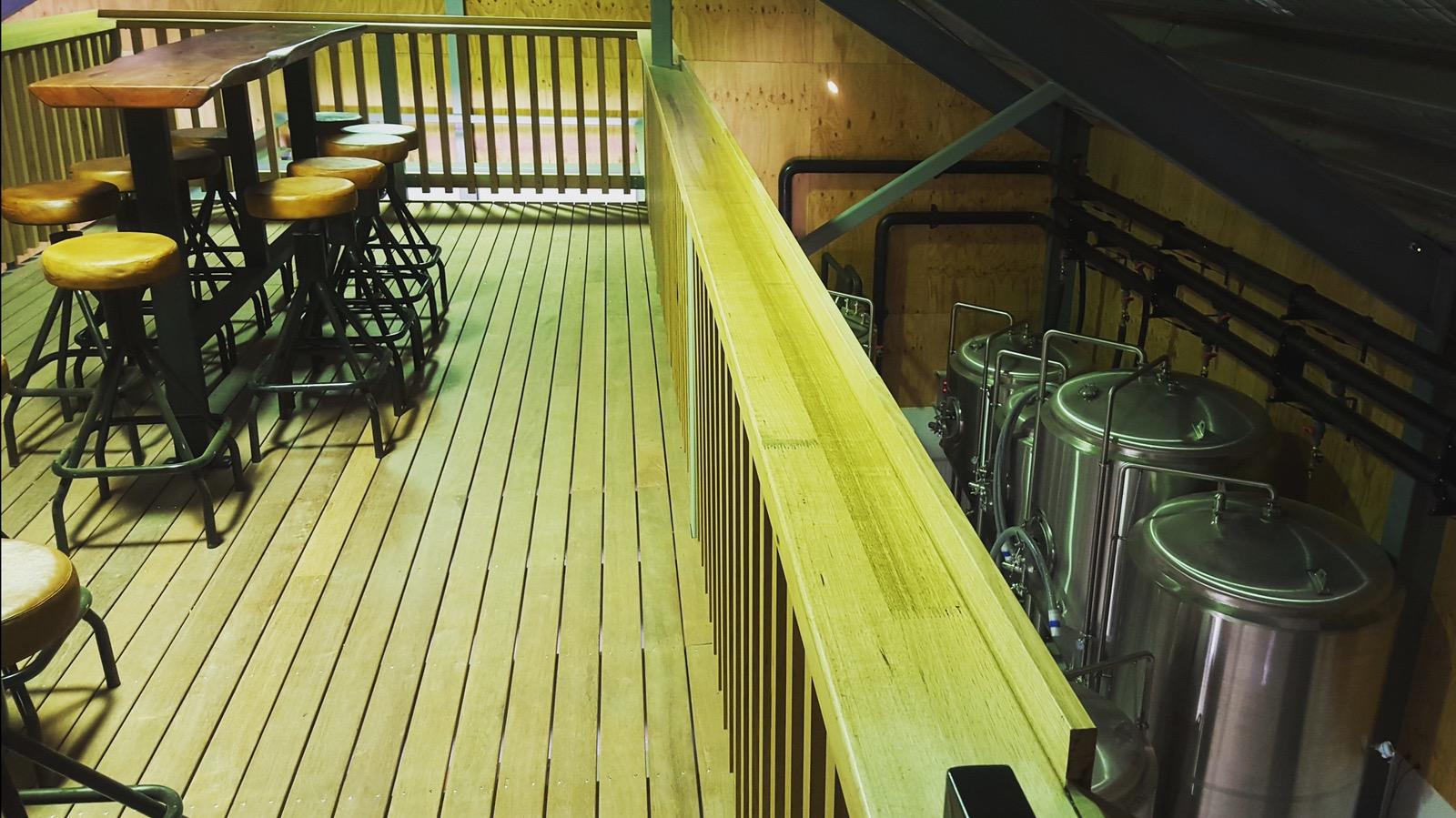 Tasting Deck