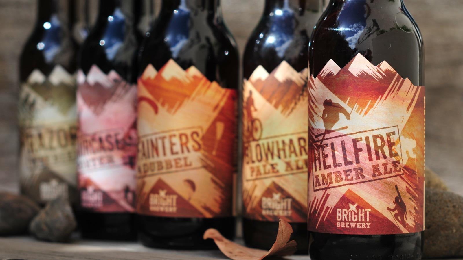 Bright Brewery Beers