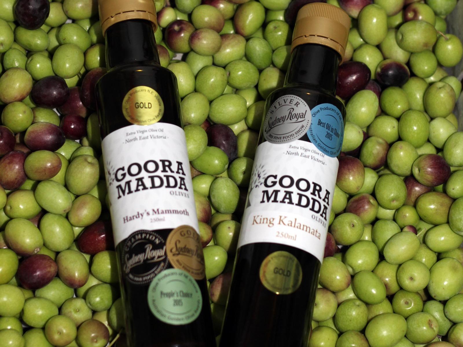 Gooramadda Olives Winning Oils