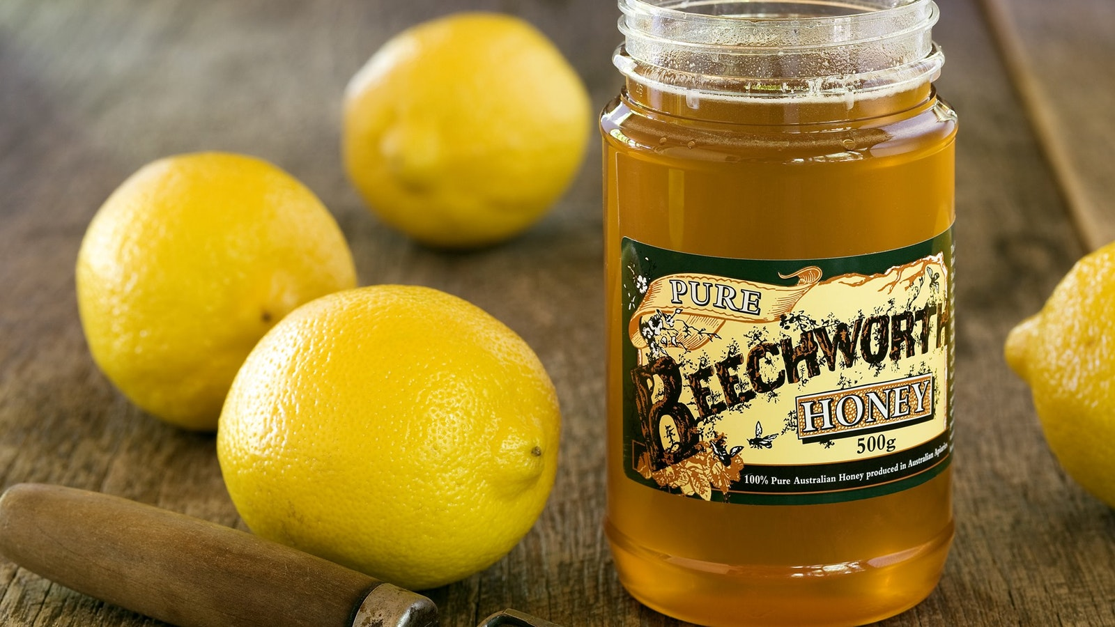 Taste Beechworth Honey's Classic Honey Range