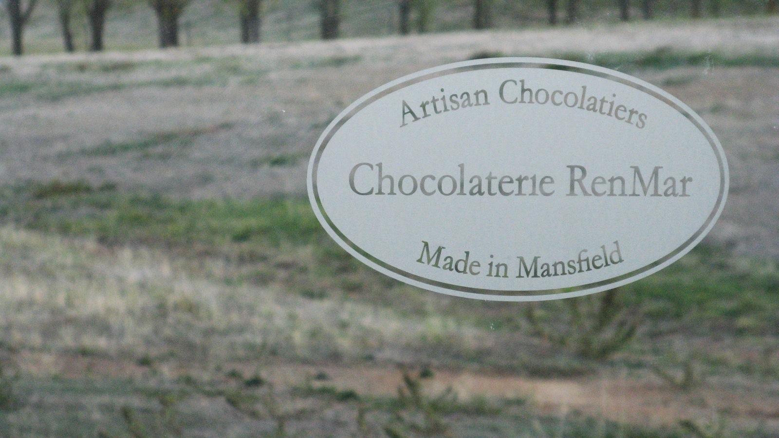 Chocolate Kitchen View