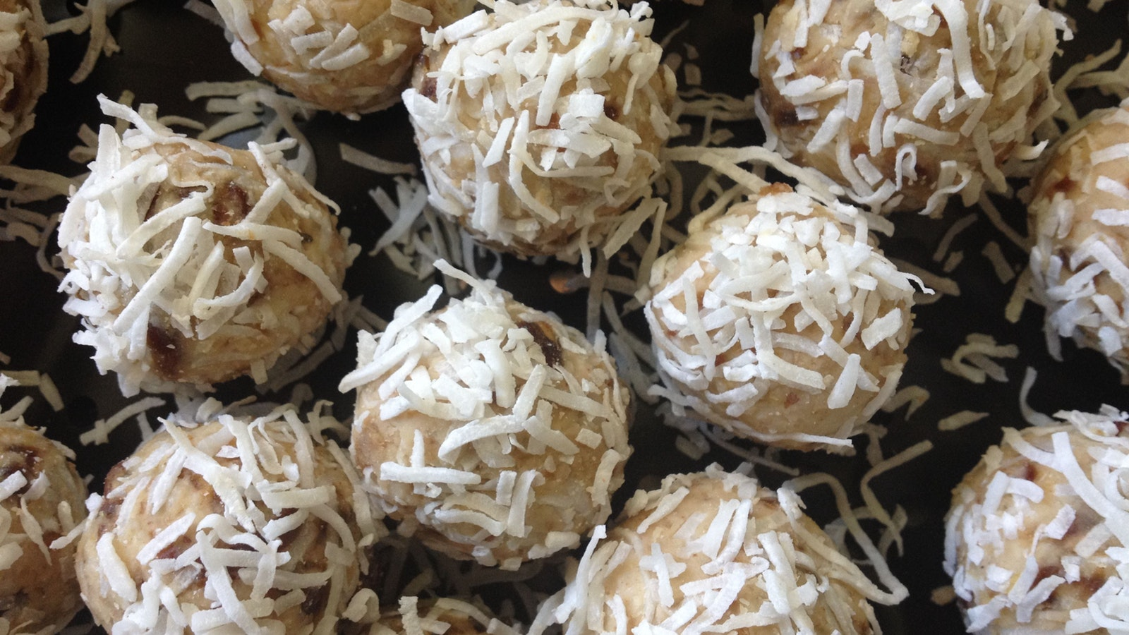 Chestnut Bliss Balls