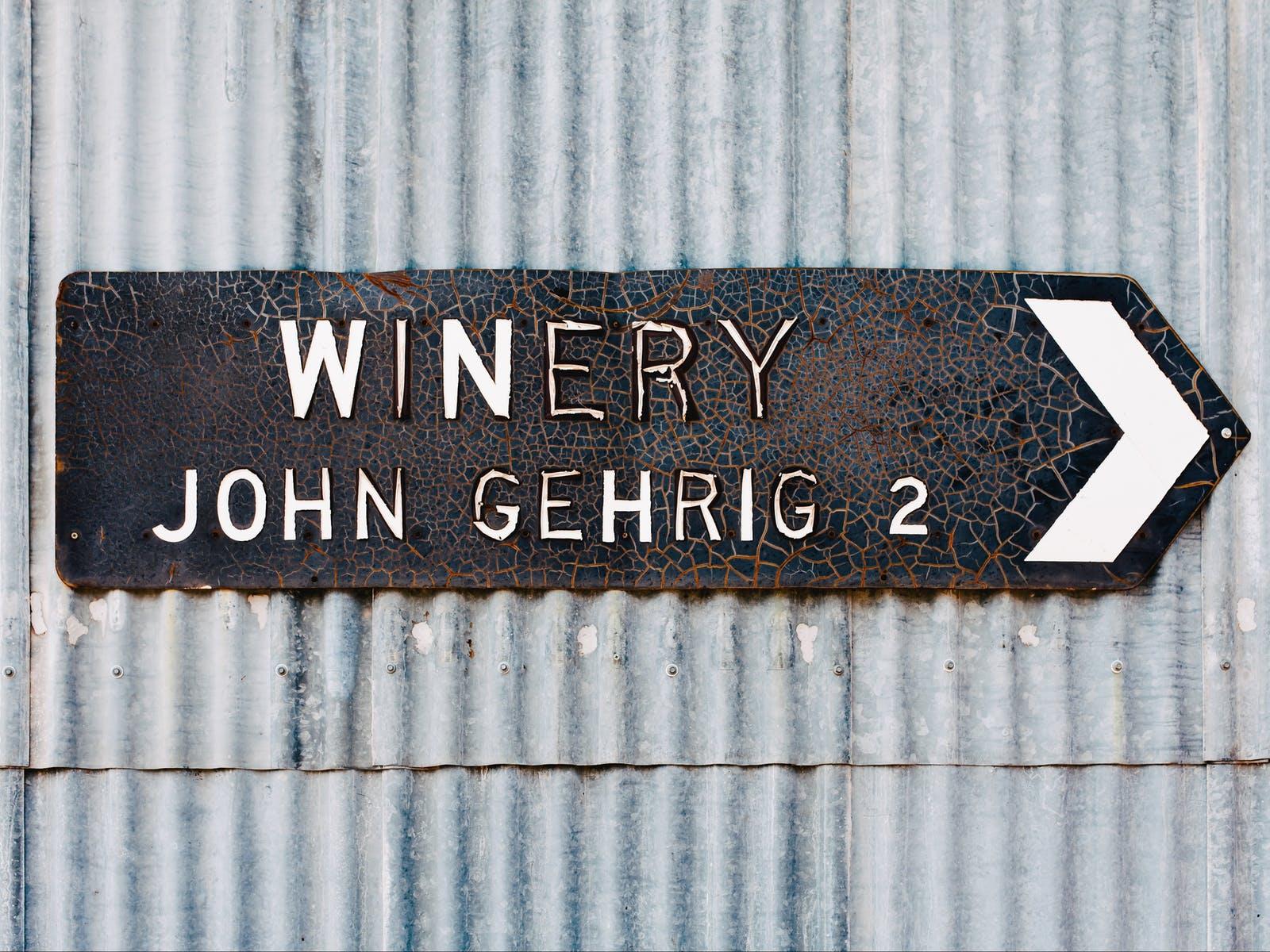 JGW sign