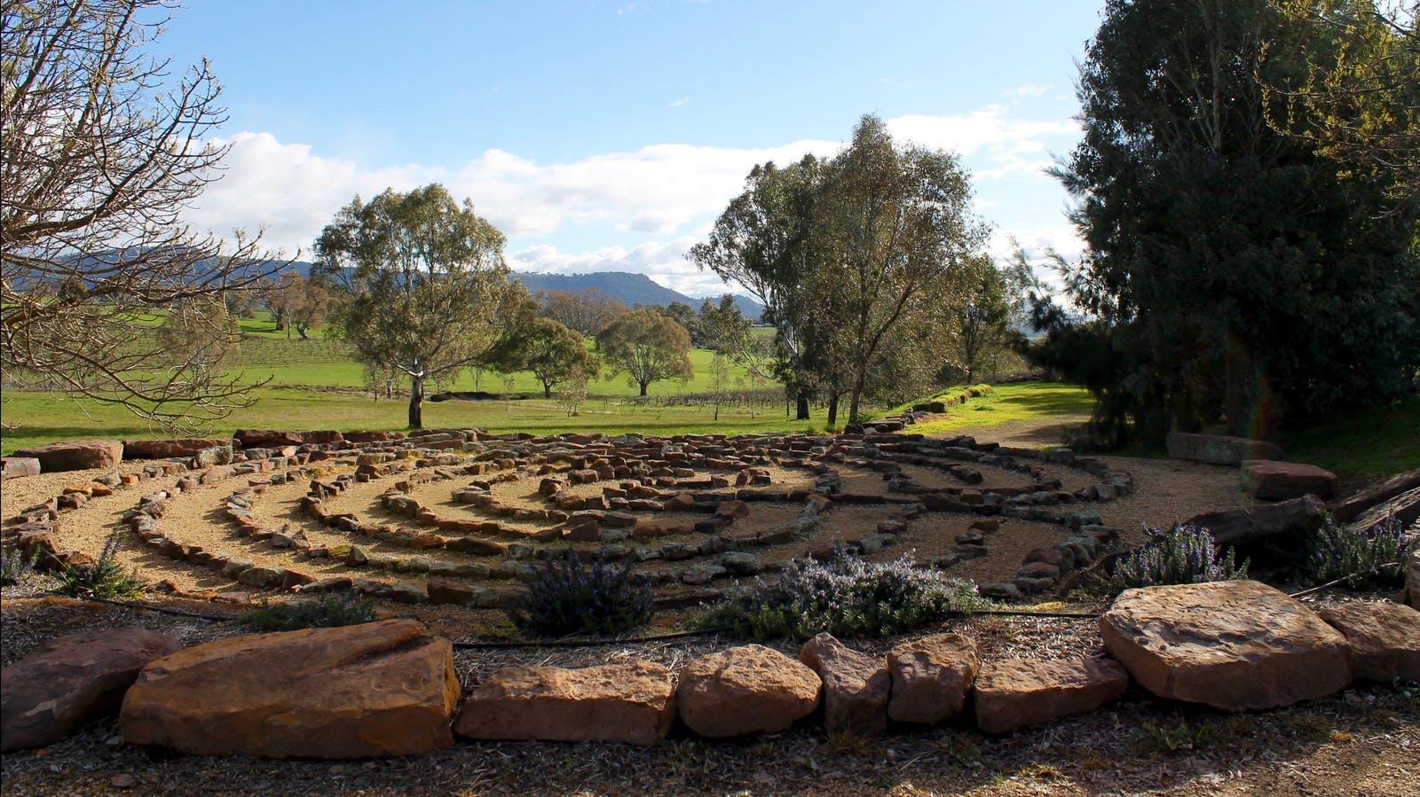 Labyrinth at Delatite