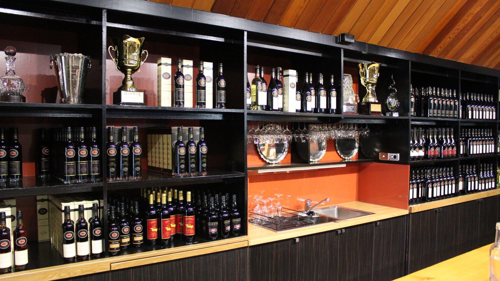 Morris Wines Cellar Door