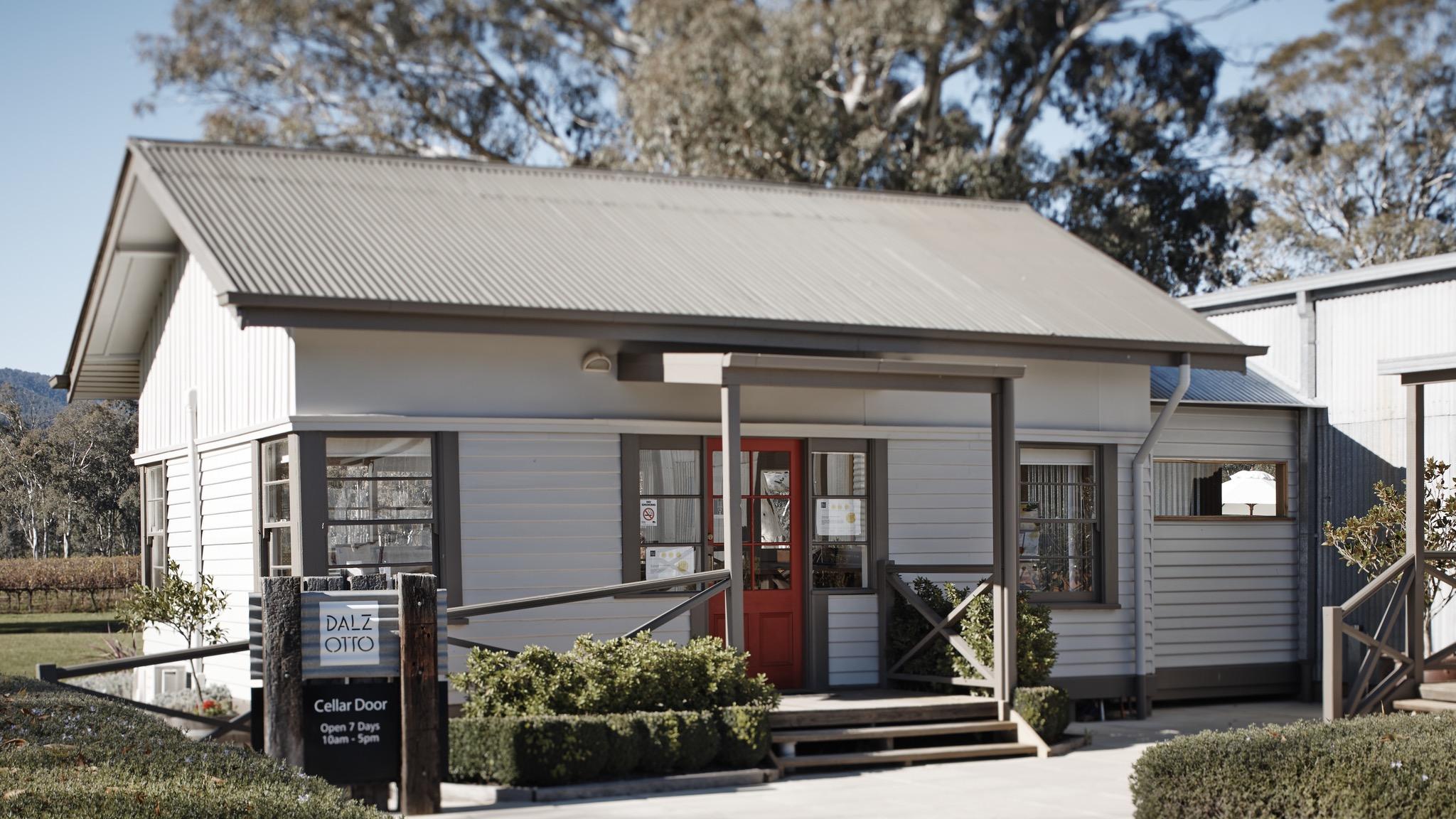 Selected by Gourmet Traveller WINE as one of Australia's best cellar doors!