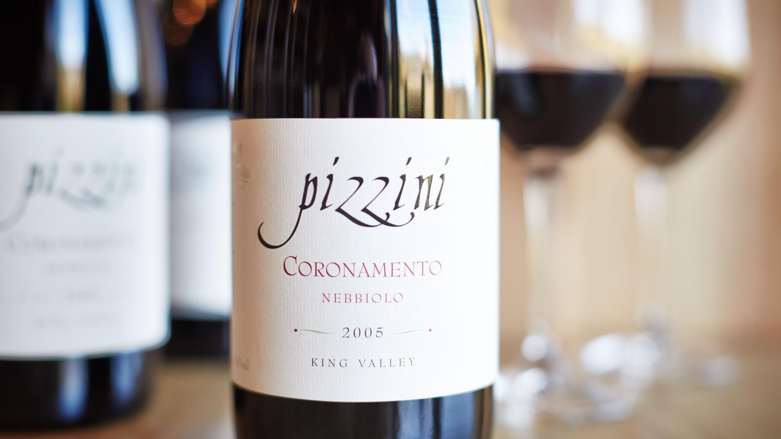 Pizzini Nebbiolo, Pizzini Wines
