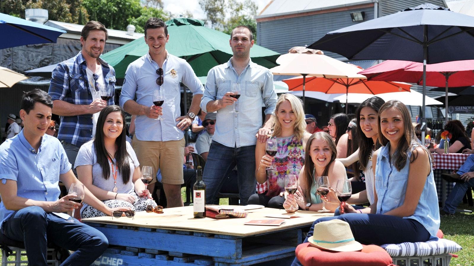 Pizzini Wines, Gnocchi Carnevale, Wine and Food Festival
