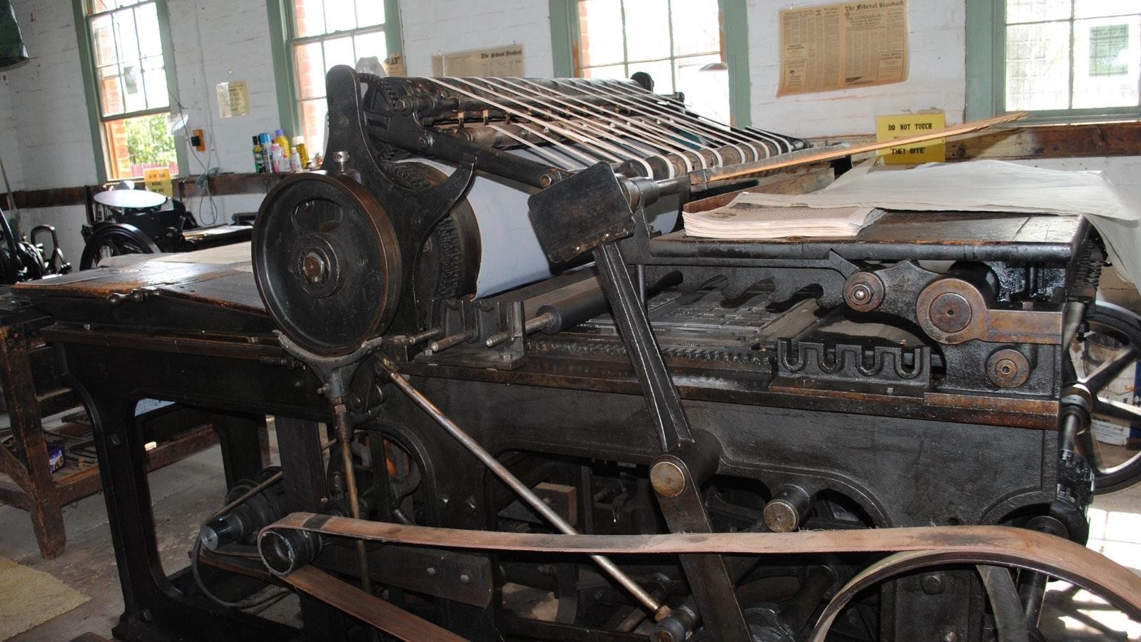 The Federal Standard Printing Works