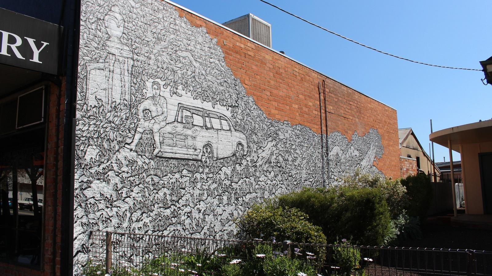 Wall to Wall Street Art